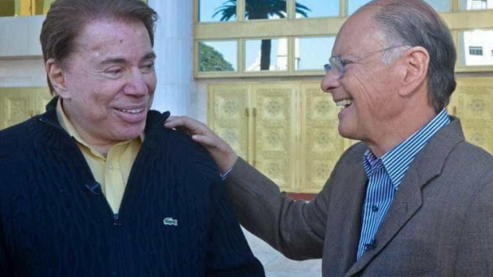 Edir Macedo quer vender programas  religiosos para Silvio Santos