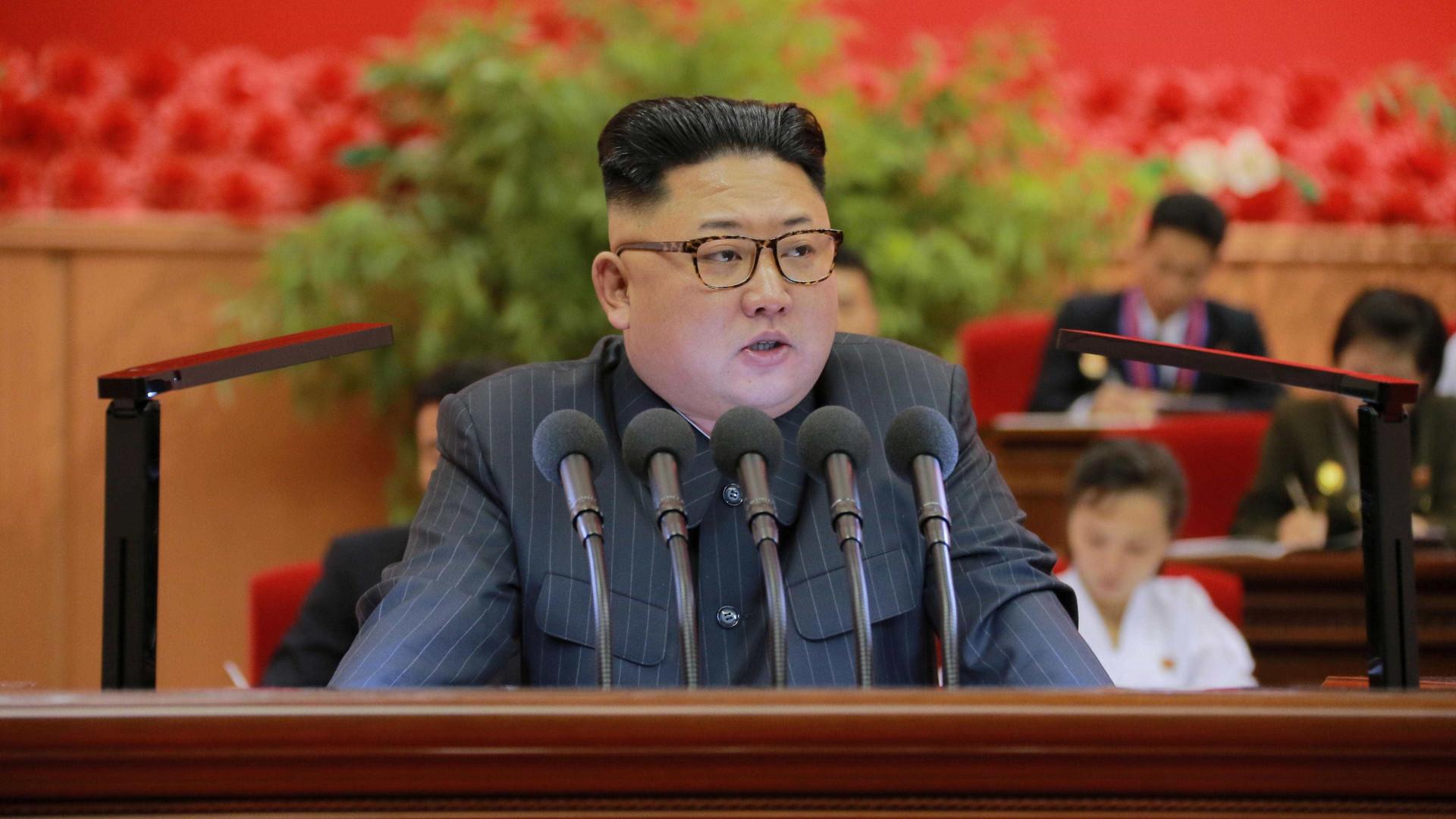 Coreia do Norte avisa: país lançará mísseis contra alvos no Pacífico