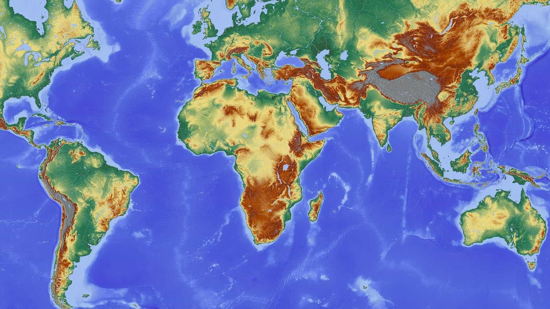 Descoberto um novo continente que estaria submerso