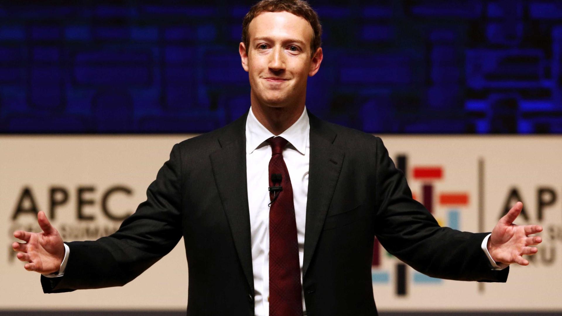Zuckerberg publica manifesto e  defende 'comunidade global'