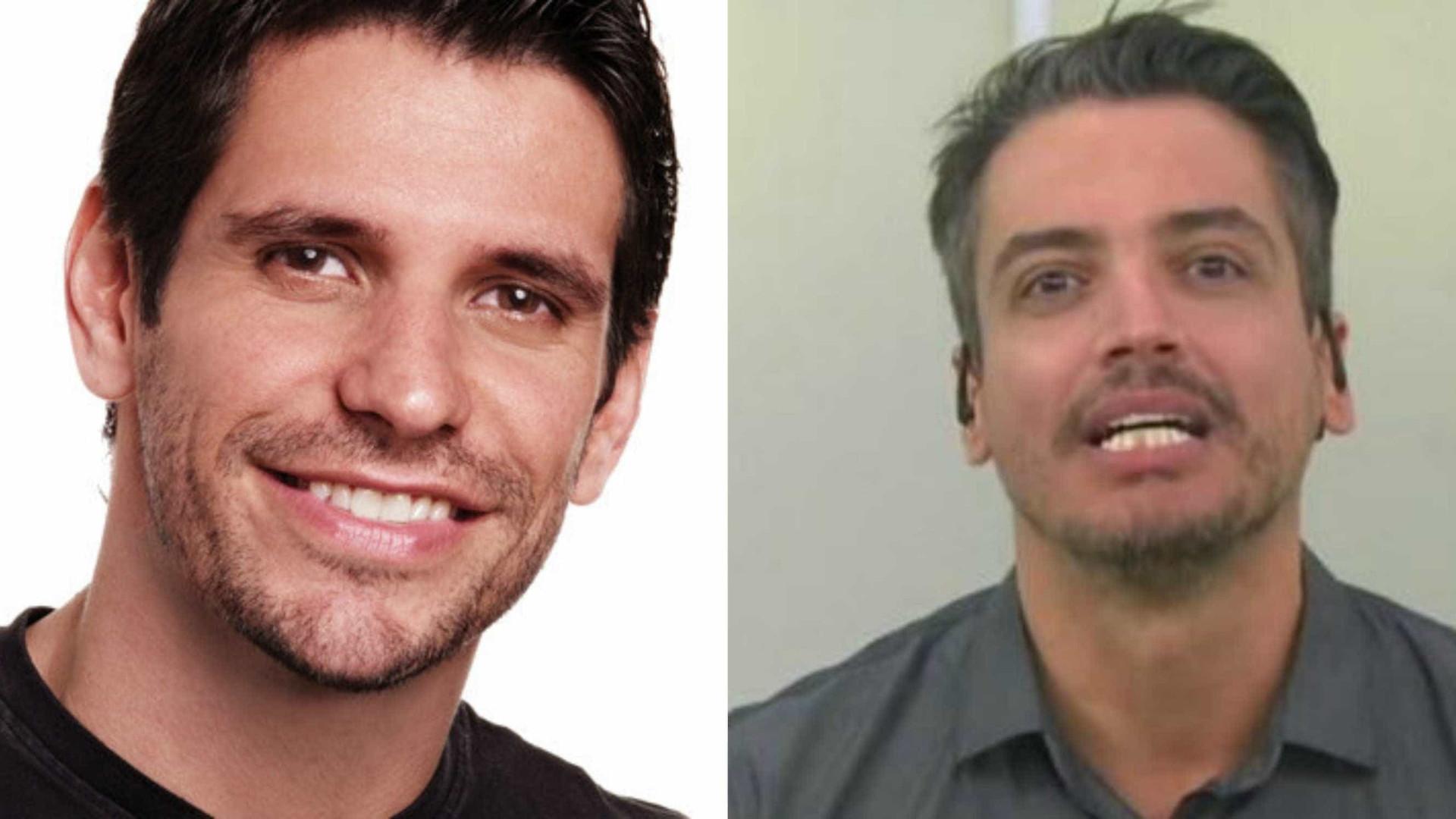 Leo Dias diz que ex-namorado o traiu com ator de  'Senhora do Destino'