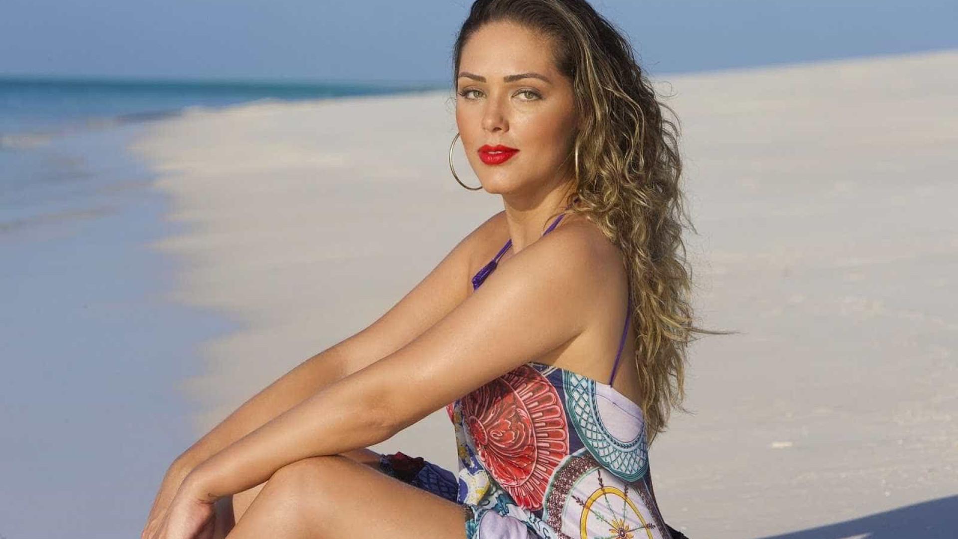 Tânia Mara sobre época no SBT: 'Minha mãe achava que eu ia ser a Xuxa'