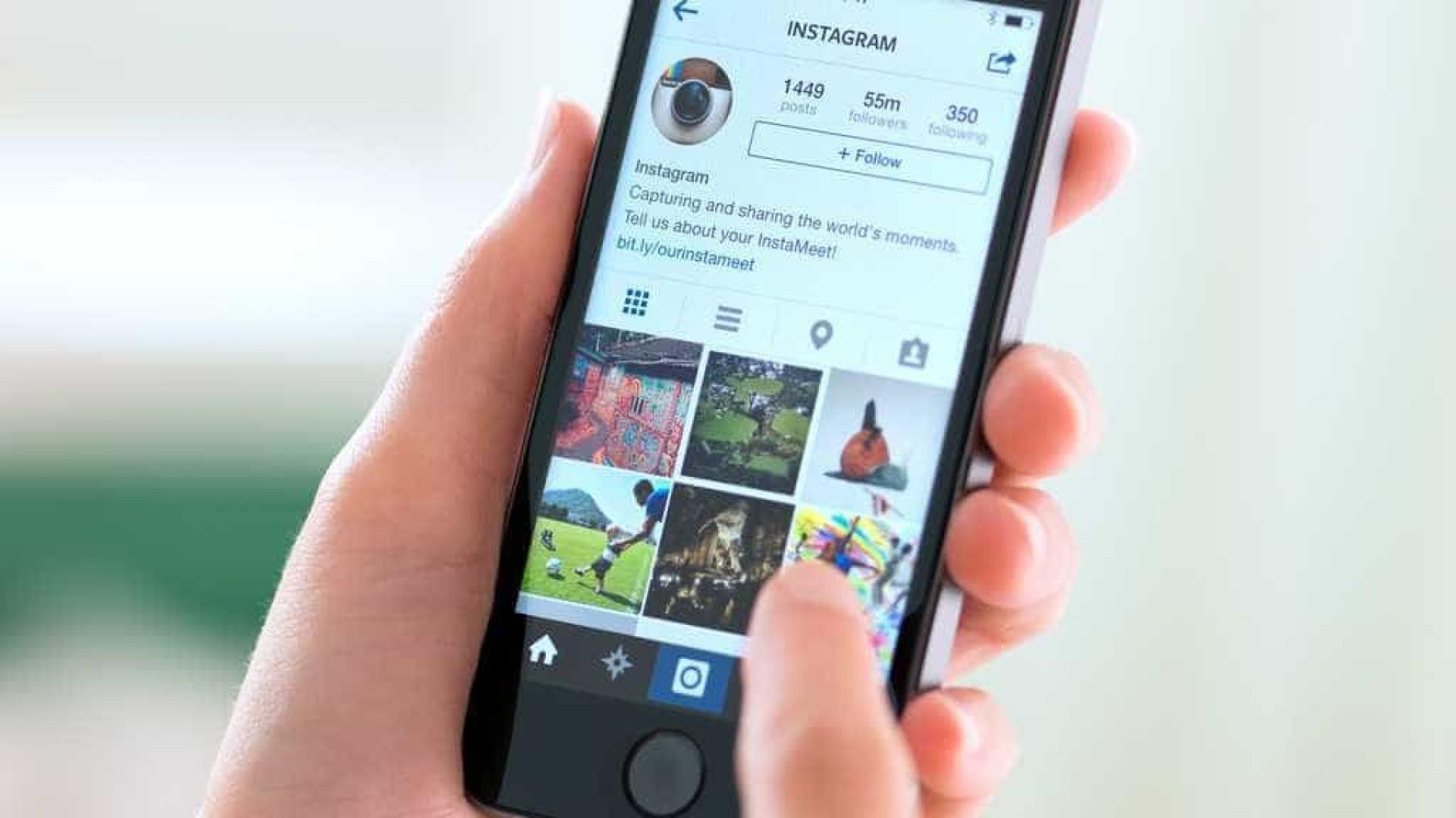 Desconhecidos poderão ver as suas Stories no Instagram