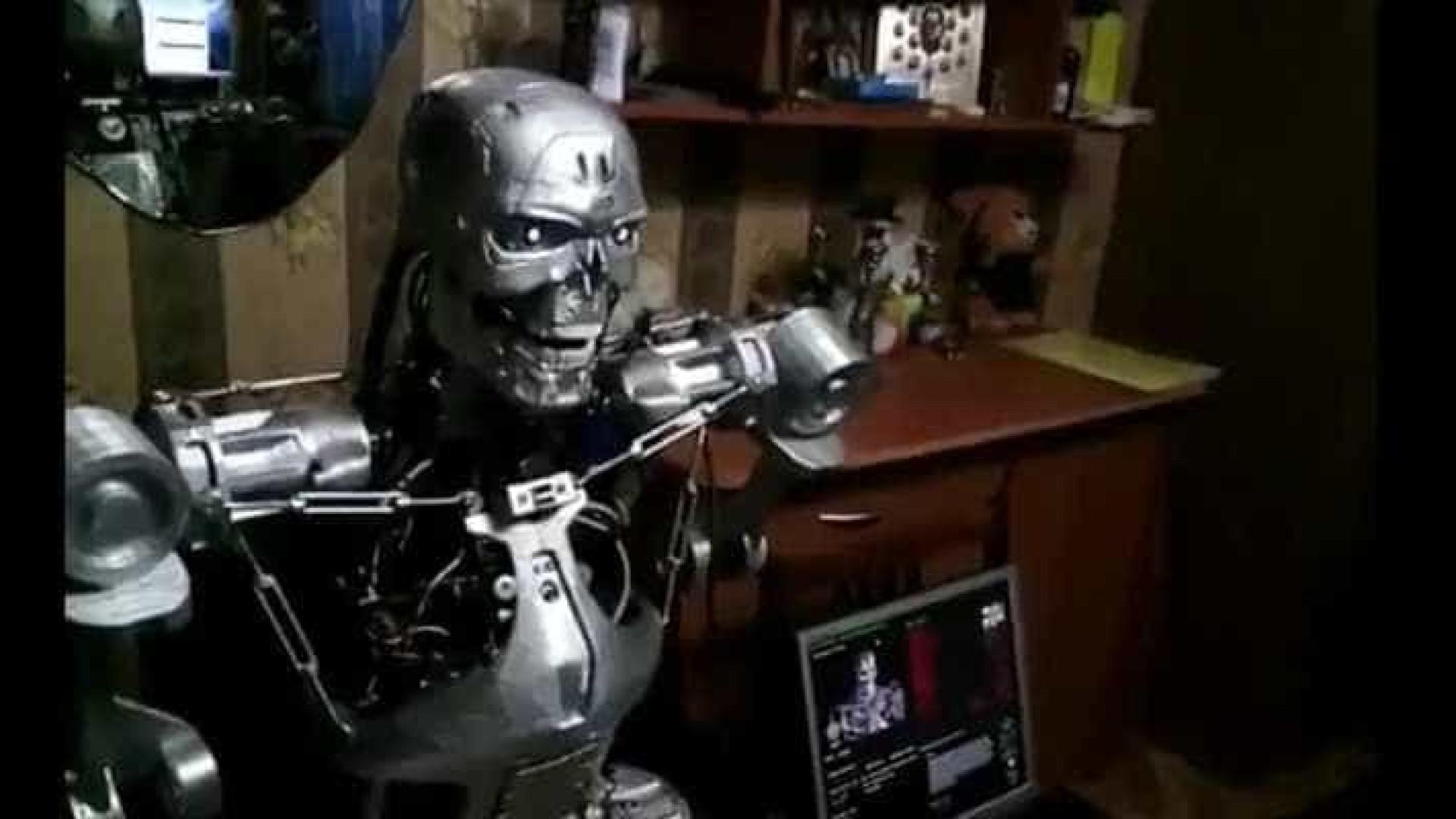Cientistas criam protótipo de Exterminador 'líquido'