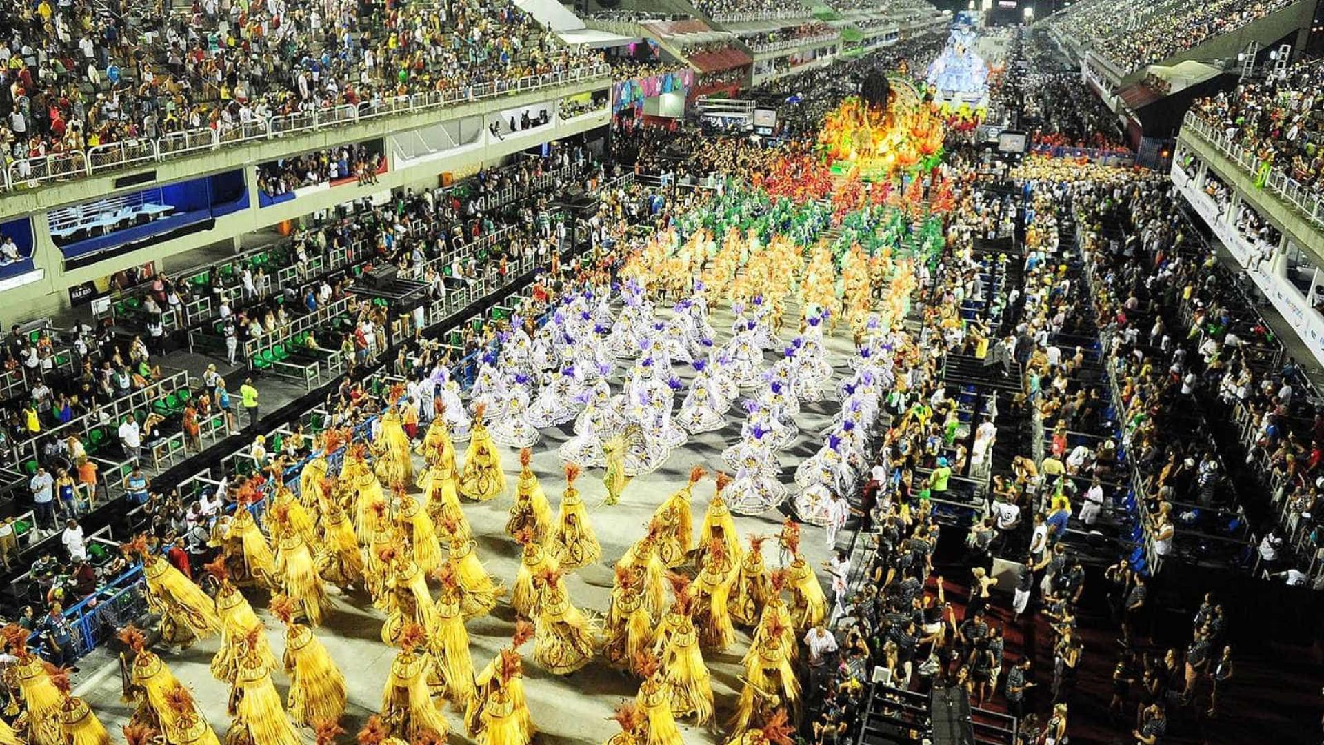 MinC anuncia verba de R$ 8 mi para desfiles de escolas de samba do Rio