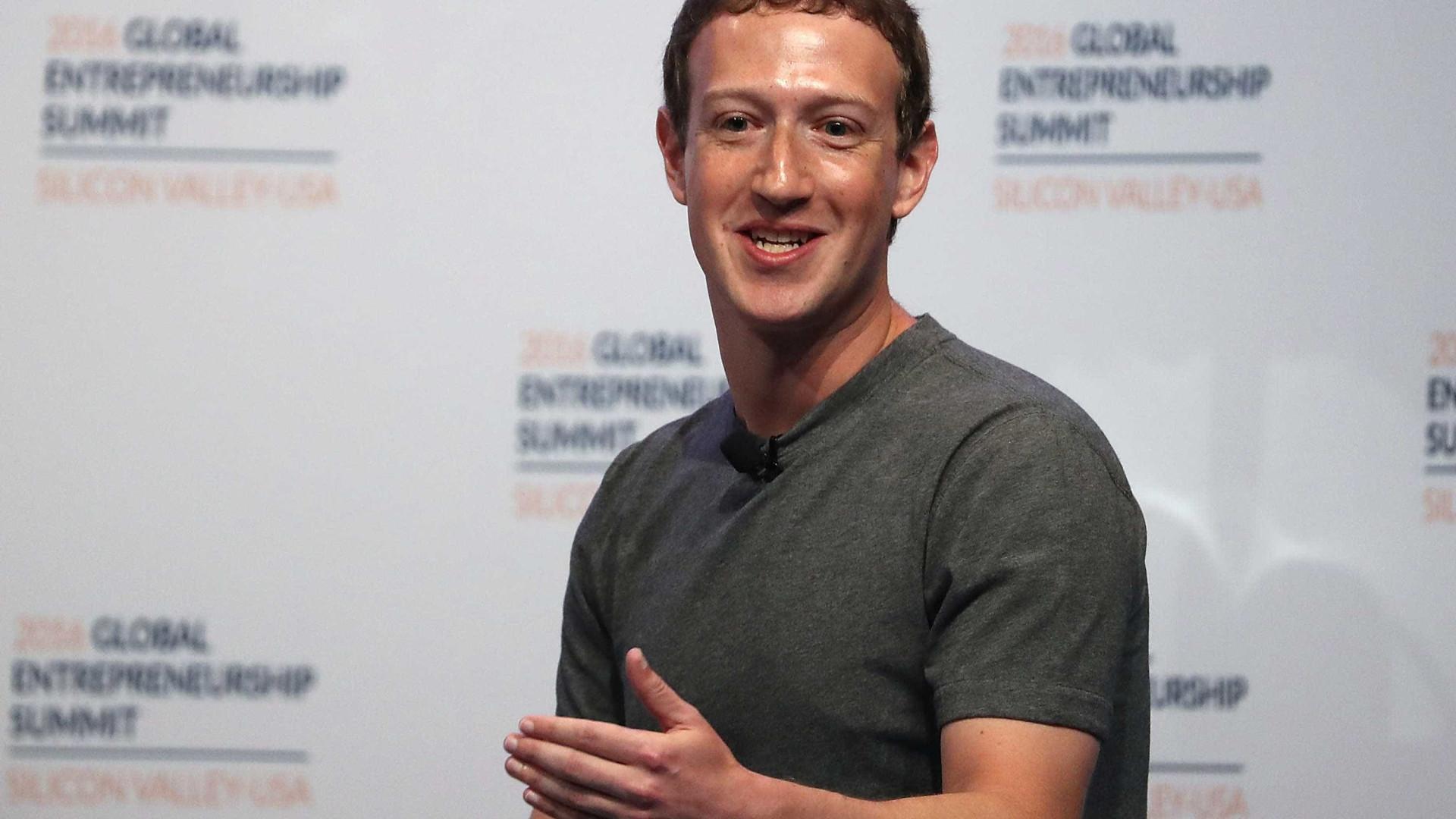 Resultado de imagem para Mark Zuckerberg anuncia julgamento