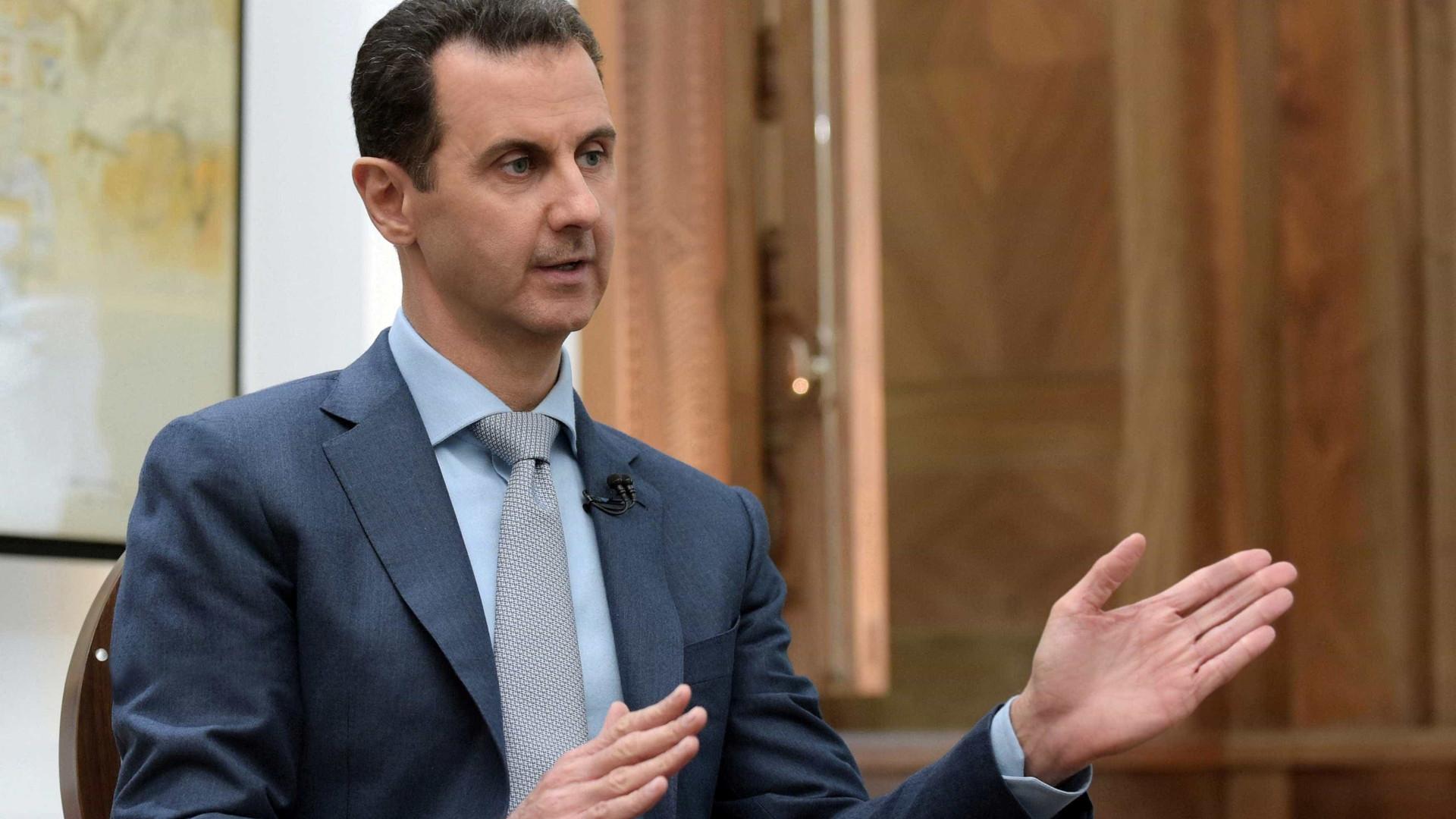 Assad apoia projeto da Rússia para  Constituição da Síria