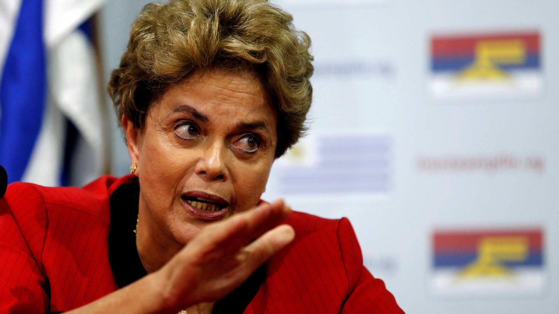 'No tapetão, não', diz Dilma sobre as eleições de 2018