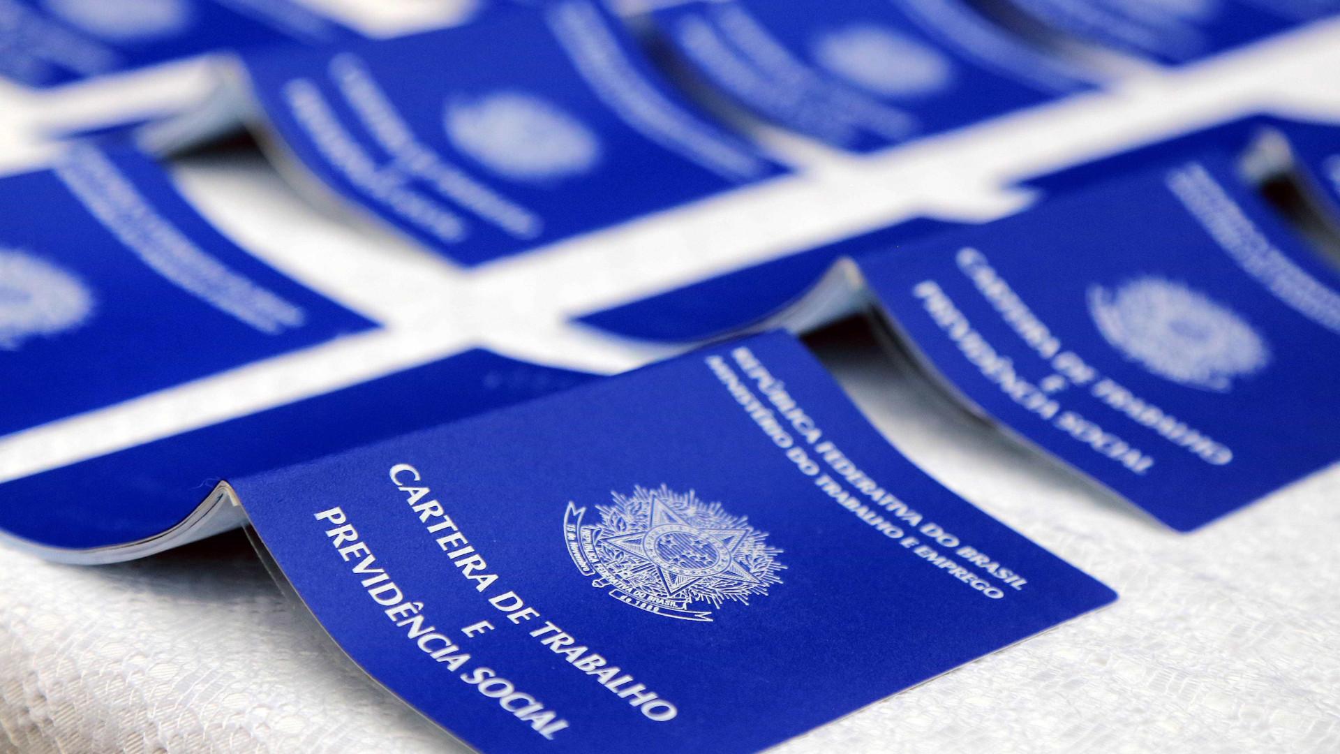 País cria 34,4 mil vagas com carteira assinada em setembro