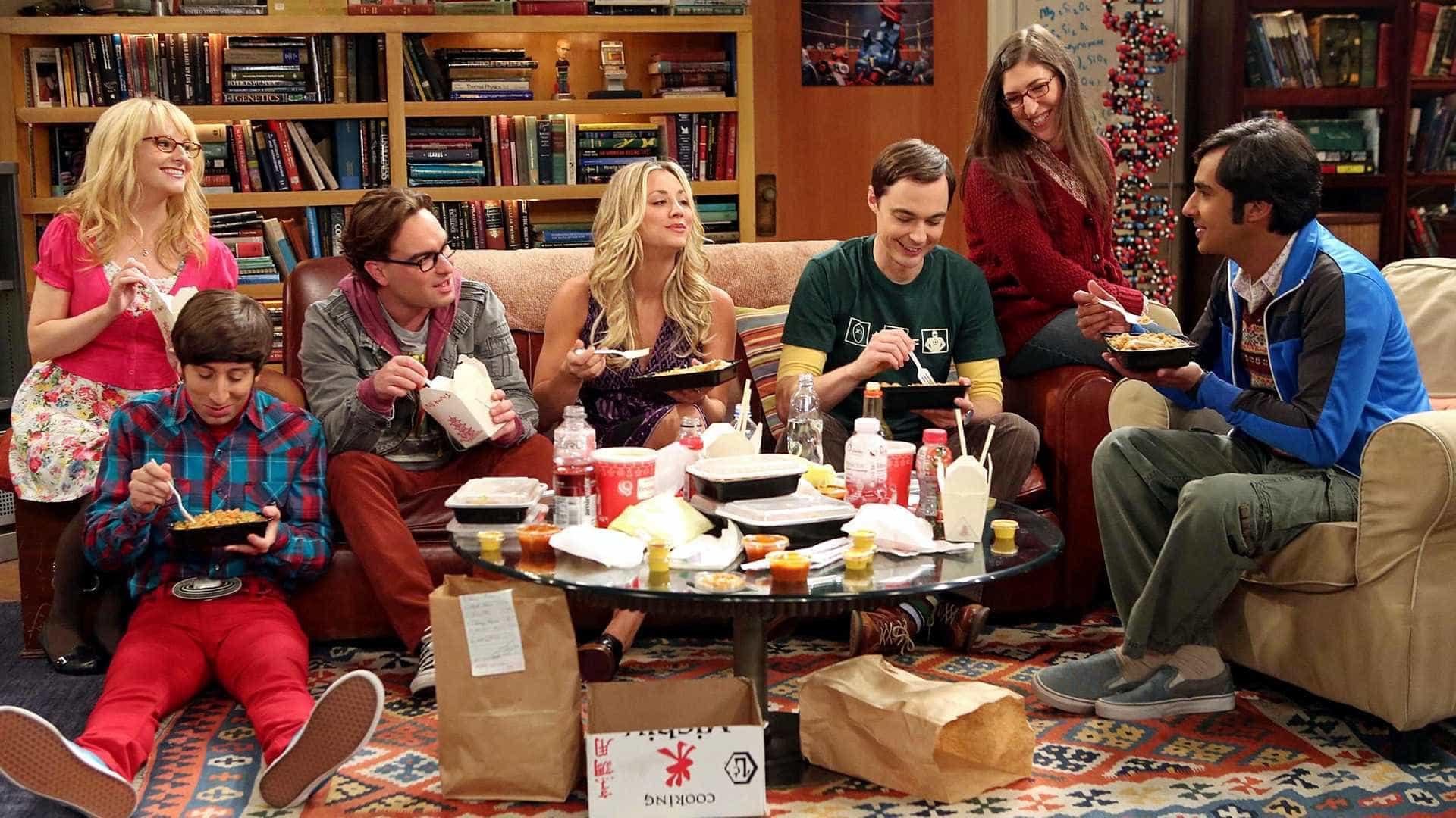'The Big Bang Theory' é renovada por  mais duas temporadas