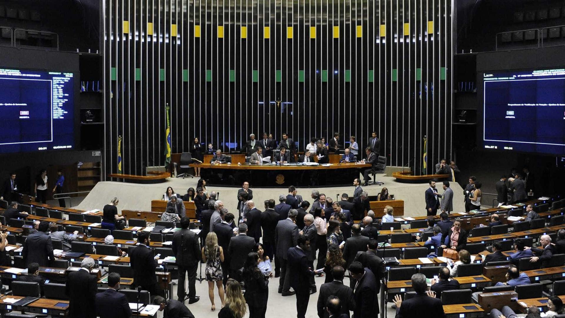 Plenário deve votar incentivos fiscais a estados esta semana