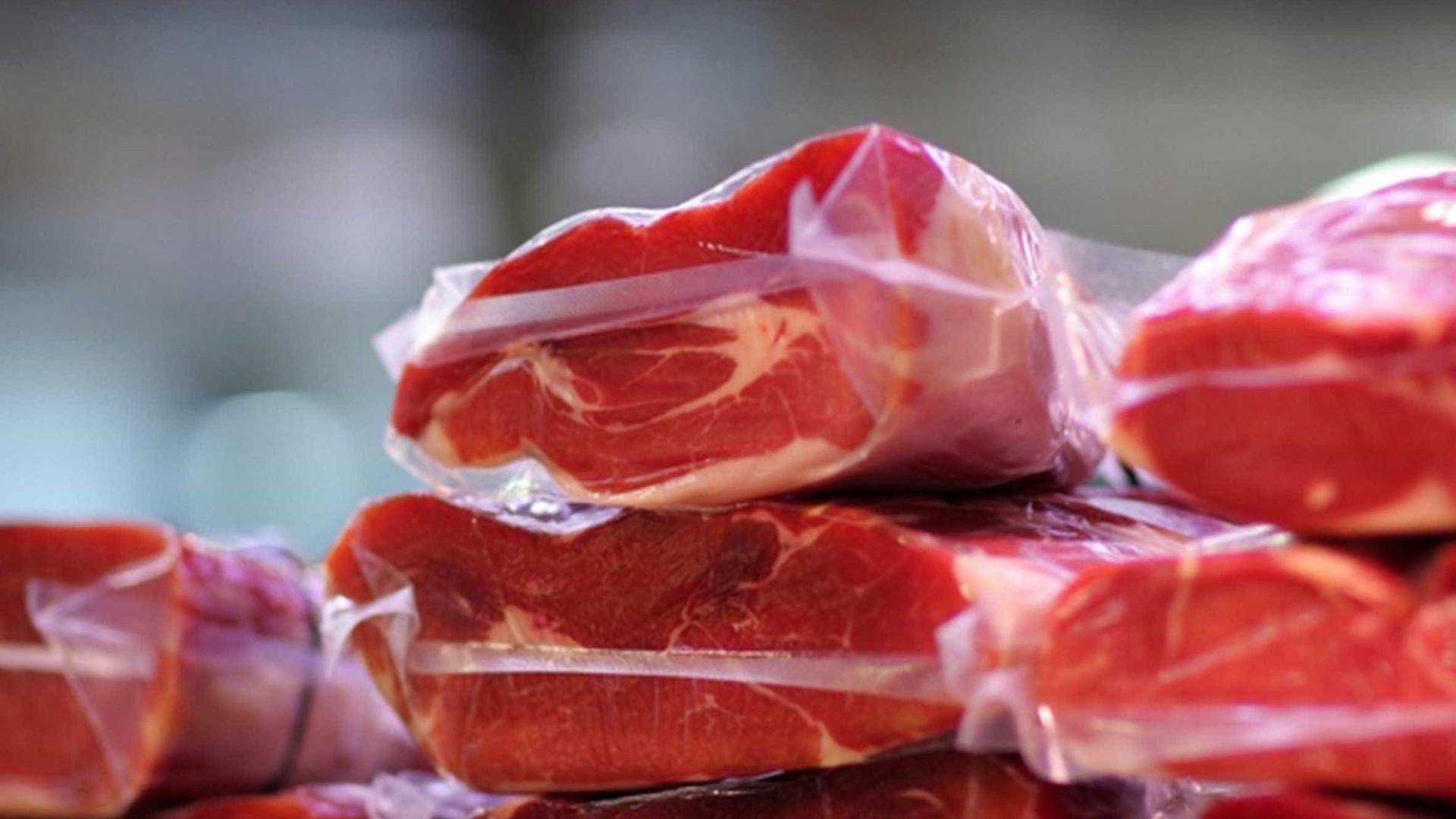 Exportação de carne para EUA pode ser retomada em outubro