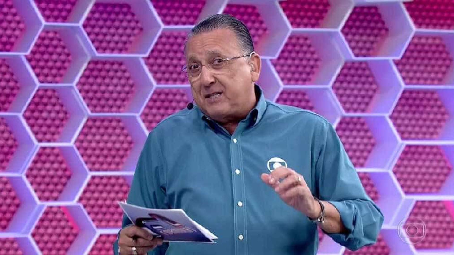 Galvão Bueno 'perde' gol do PSG e vira piada na internet