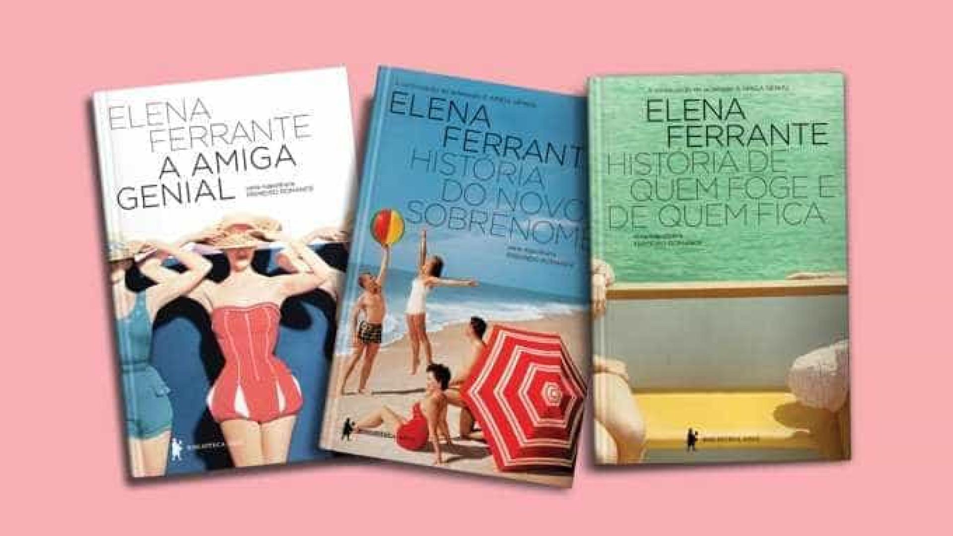 Série de Elena Ferrante será exibida nos cinemas da Itália