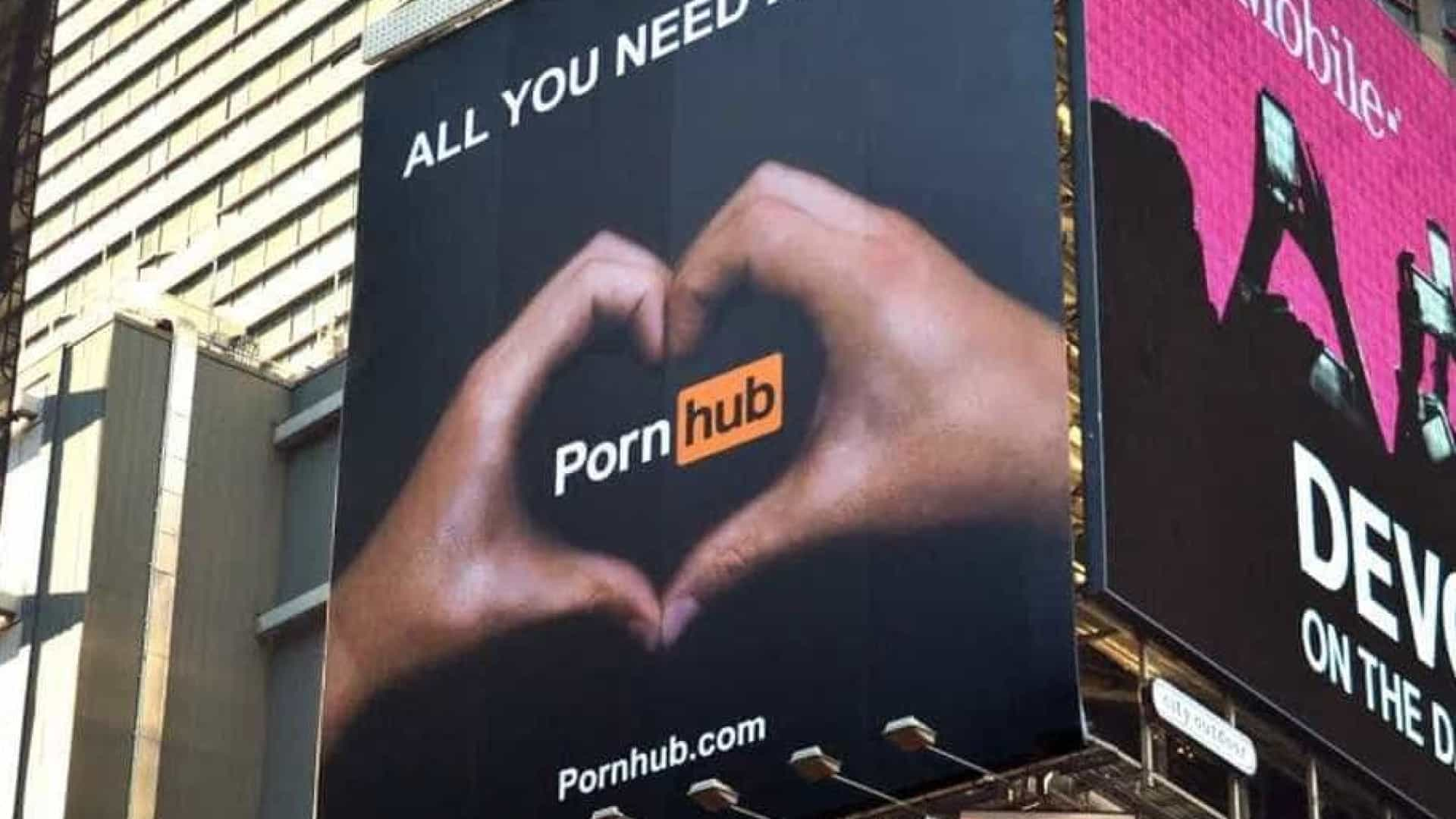 Über 60 Pornhub