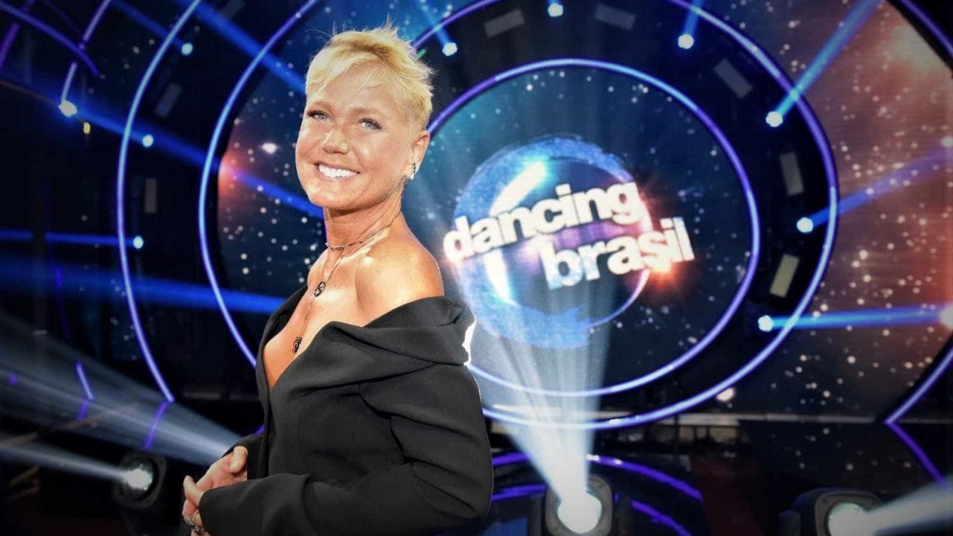 Xuxa cancela eliminação da semana no 'Dancing Brasil' após lesões