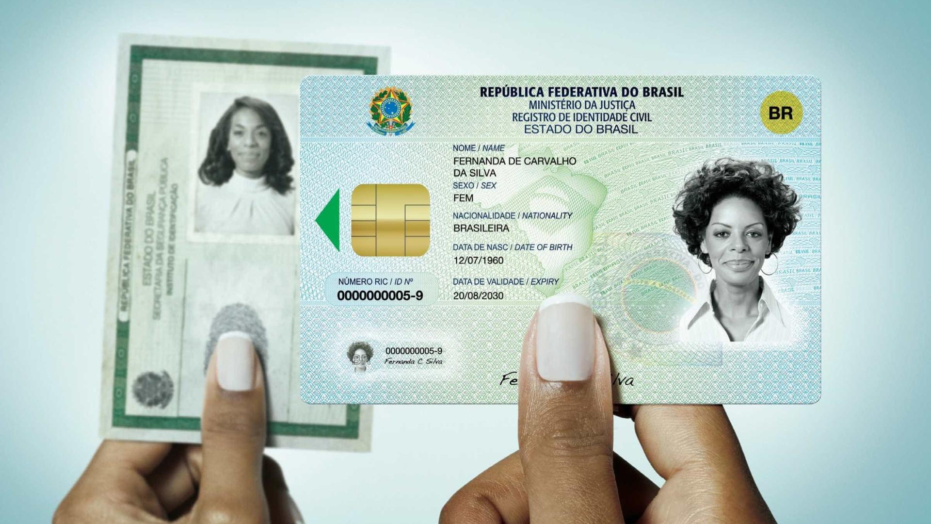 Documento único de identificação só valerá em 2022