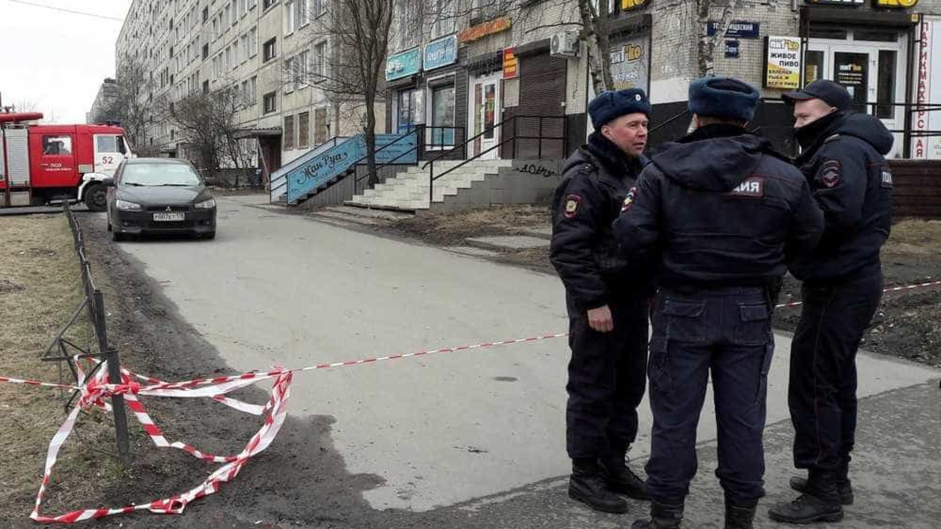 Ataque em São Petersburgo foi financiado por terroristas