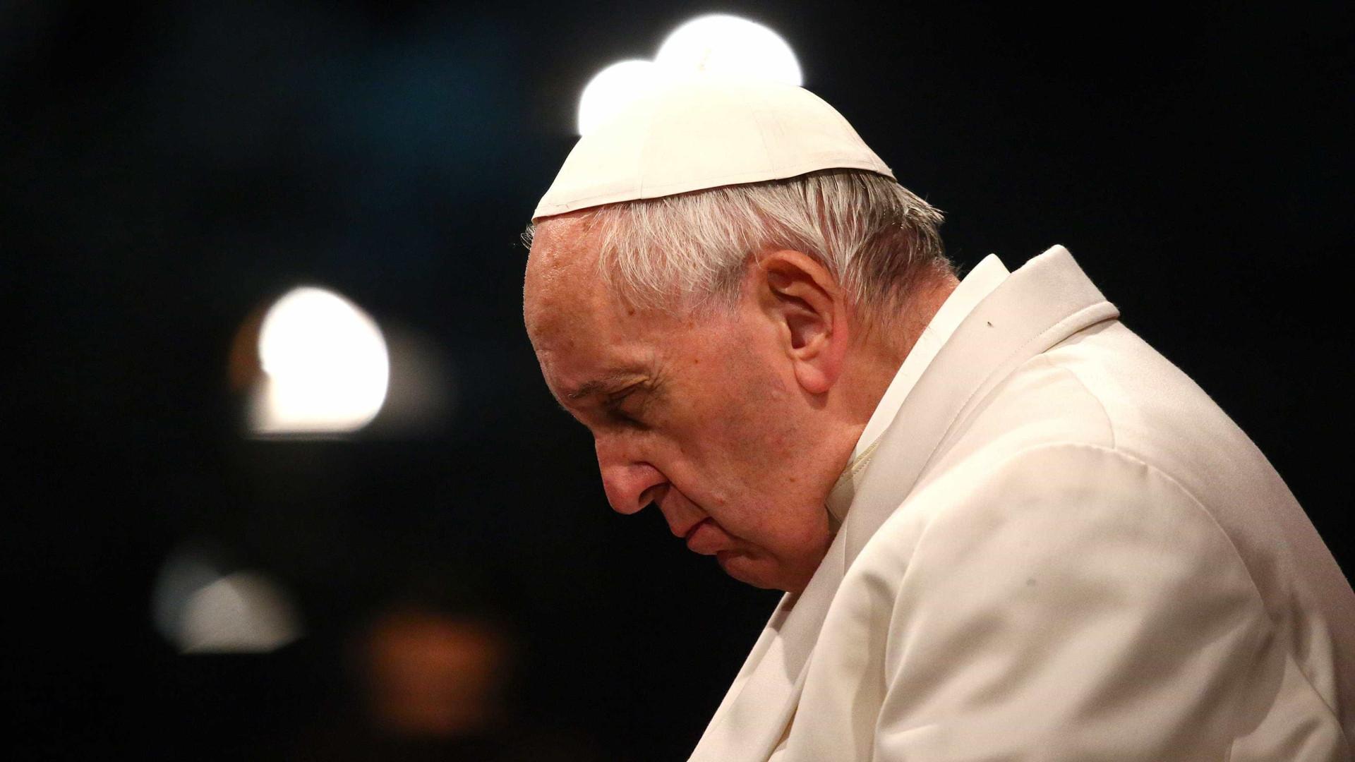 Mais de 60 conservadores acusam Papa Francisco de 'heresias'
