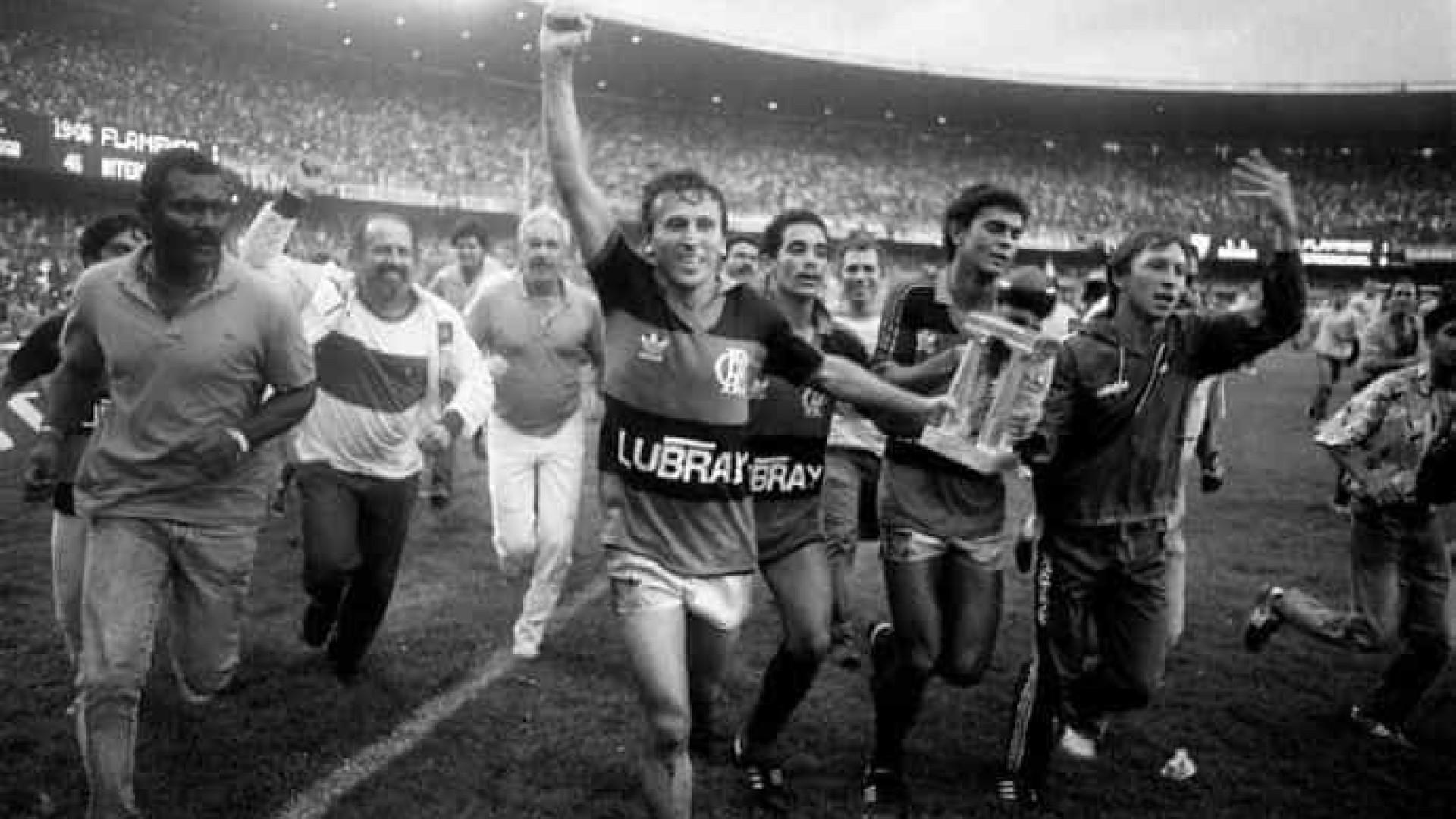 """Nome do advogado do Sport na """"disputa"""" de 1987 com o Fla é Vasco"""