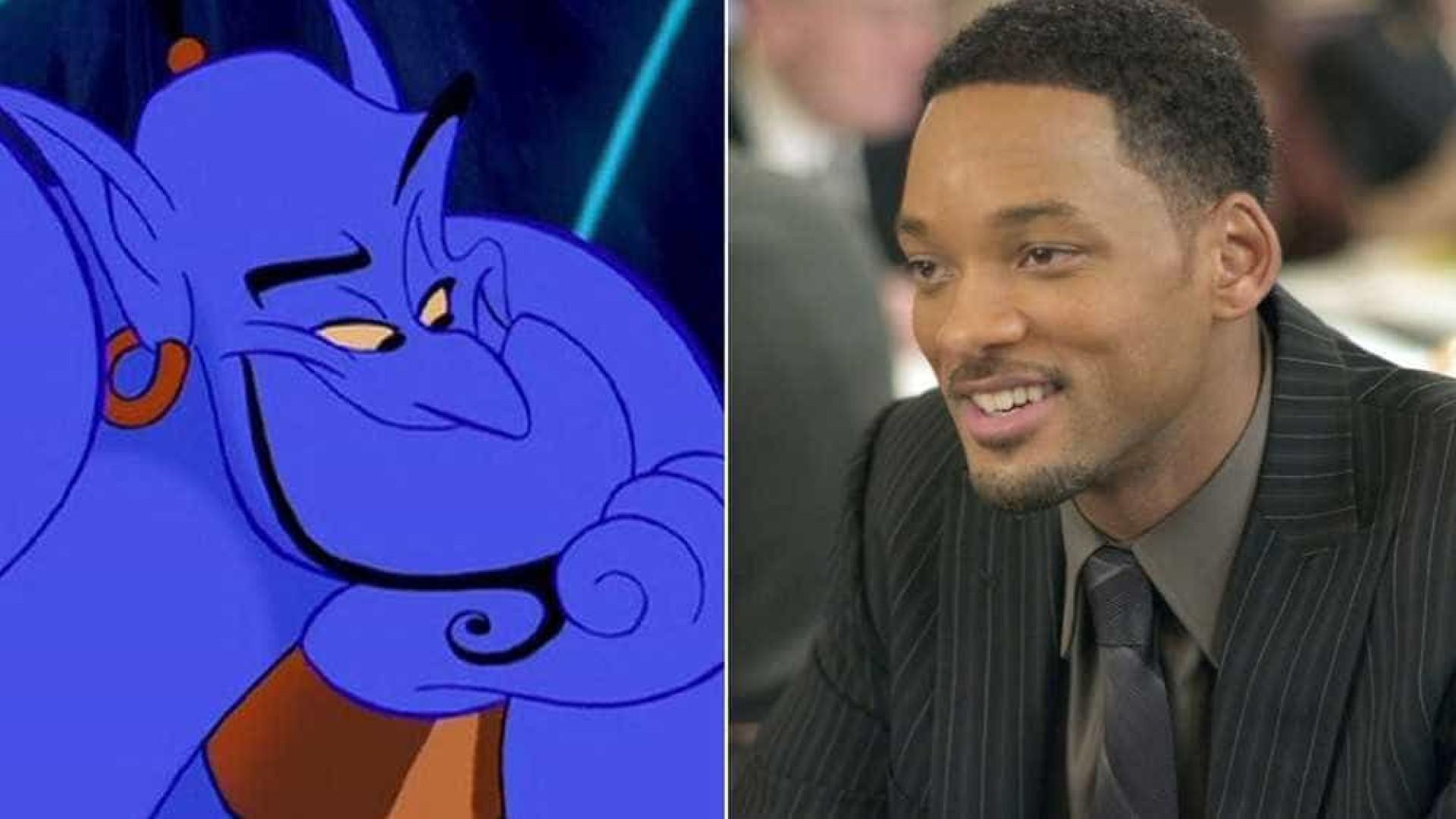 Will Smith poderá interpretar o Gênio em nova versão de 'Aladdin'