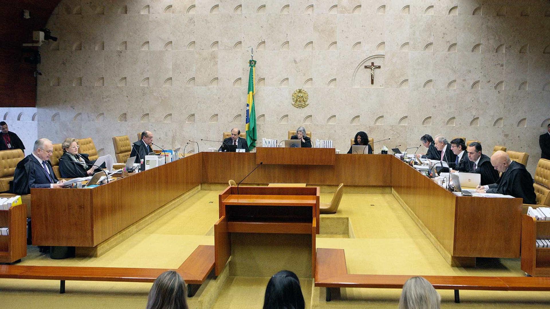 STF retoma julgamento sobre 'quadrilhão' do PMDB da Câmara