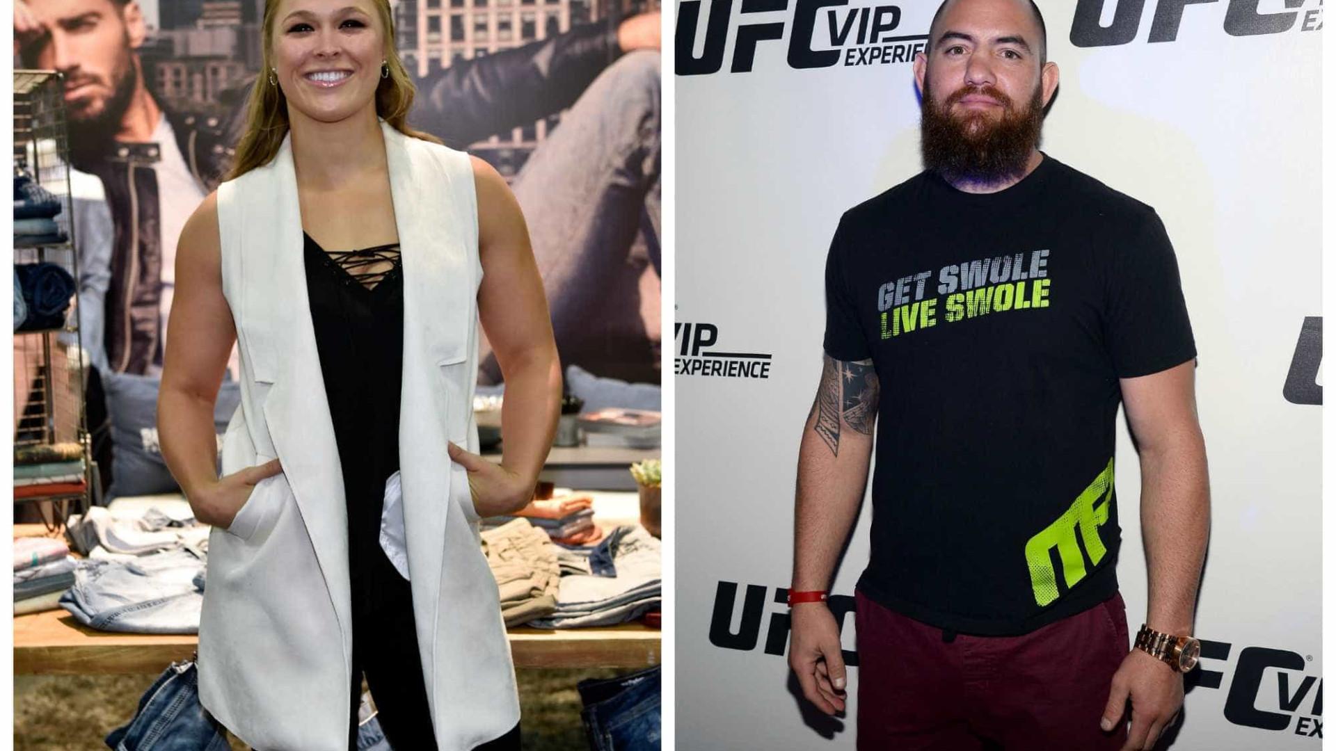 Ronda Rousey anuncia noivado com peso-pesado do UFC