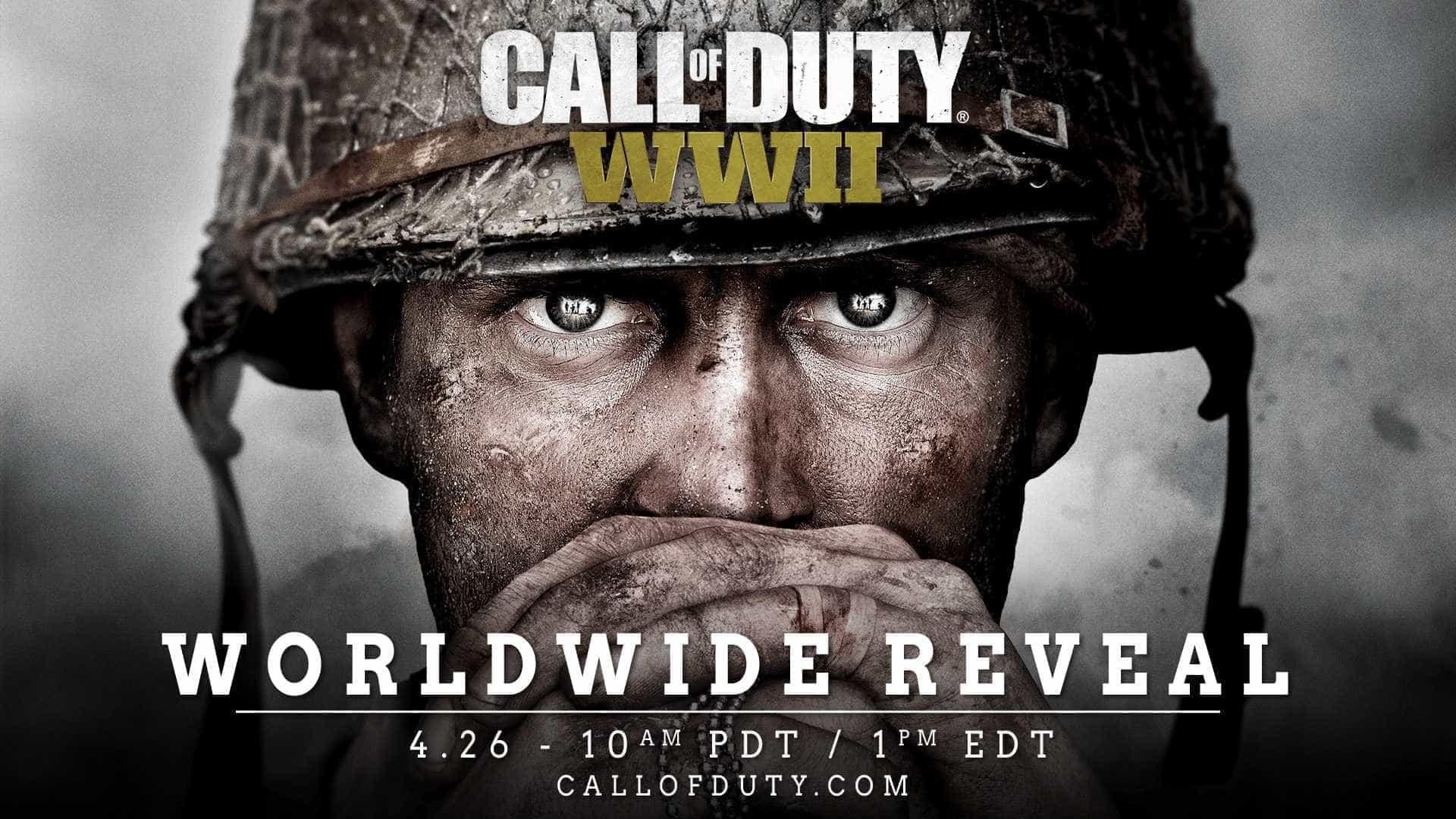'Call of Duty' vai mesmo voltar à  Segunda Guerra Mundial