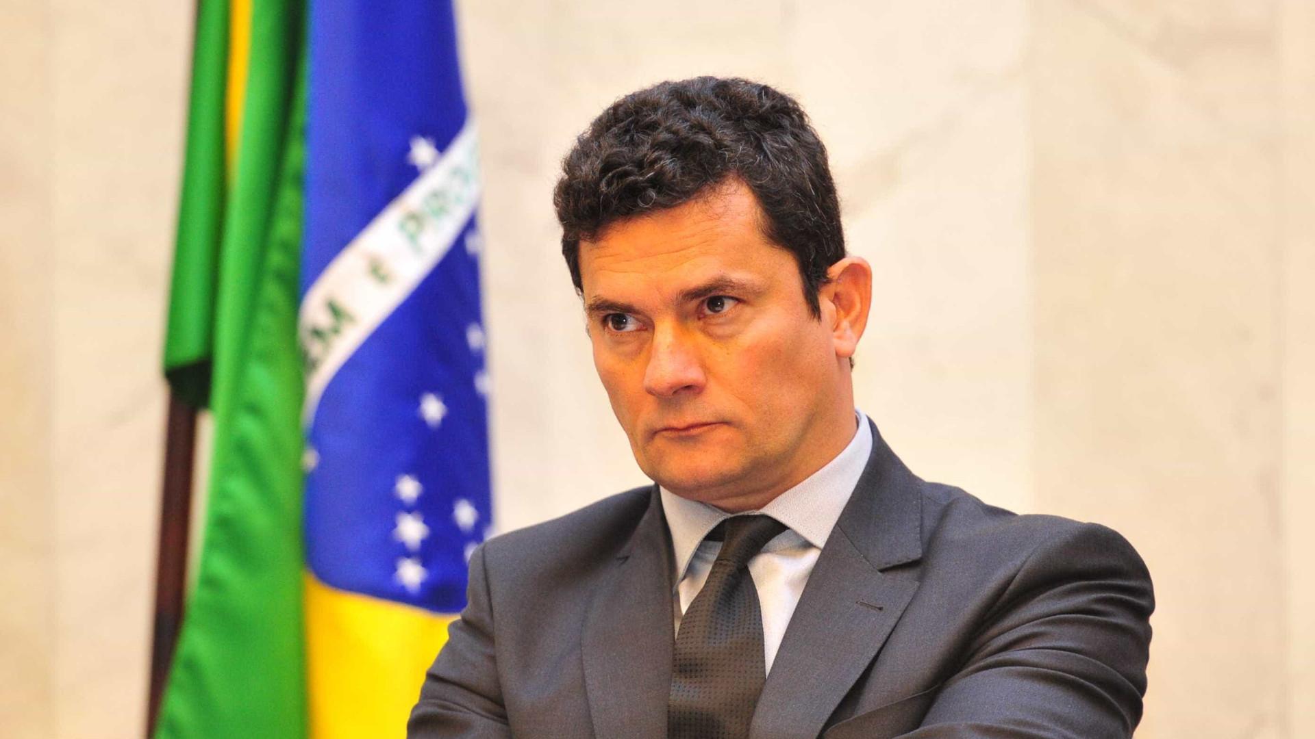 Moro anuncia 'Plano Real' contra alta criminalidade