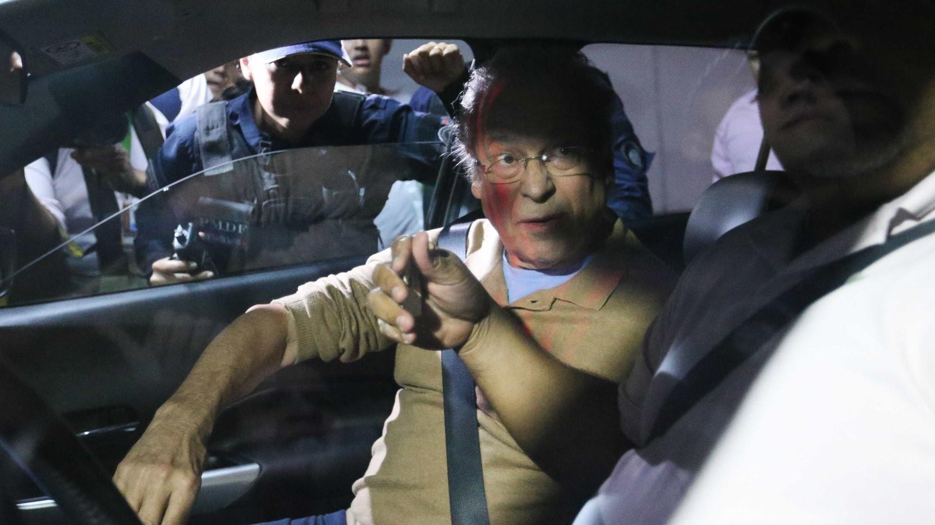 Tribunal federal nega pedido de desbloqueio de bens de José Dirceu