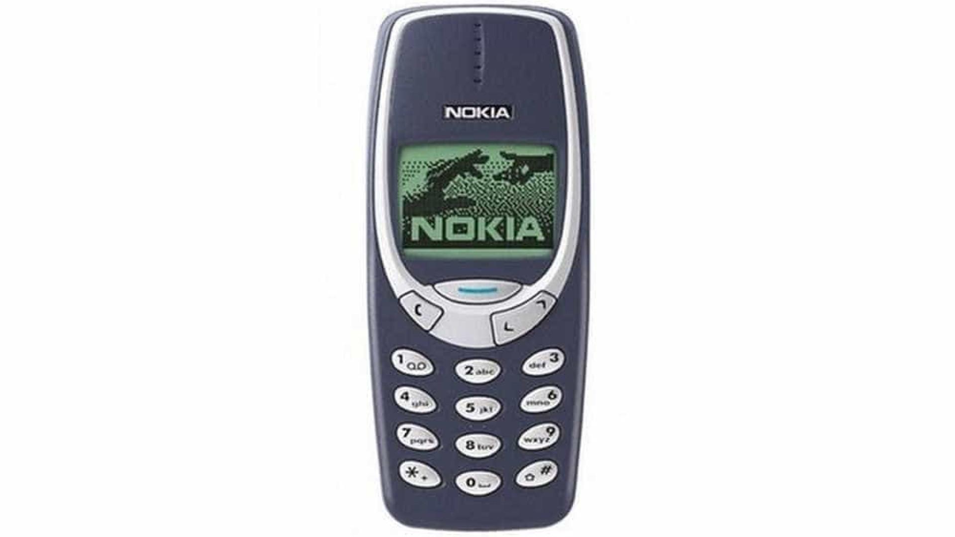 'Tijolão' da Nokia está sendo reaproveitado como brinquedo sexual