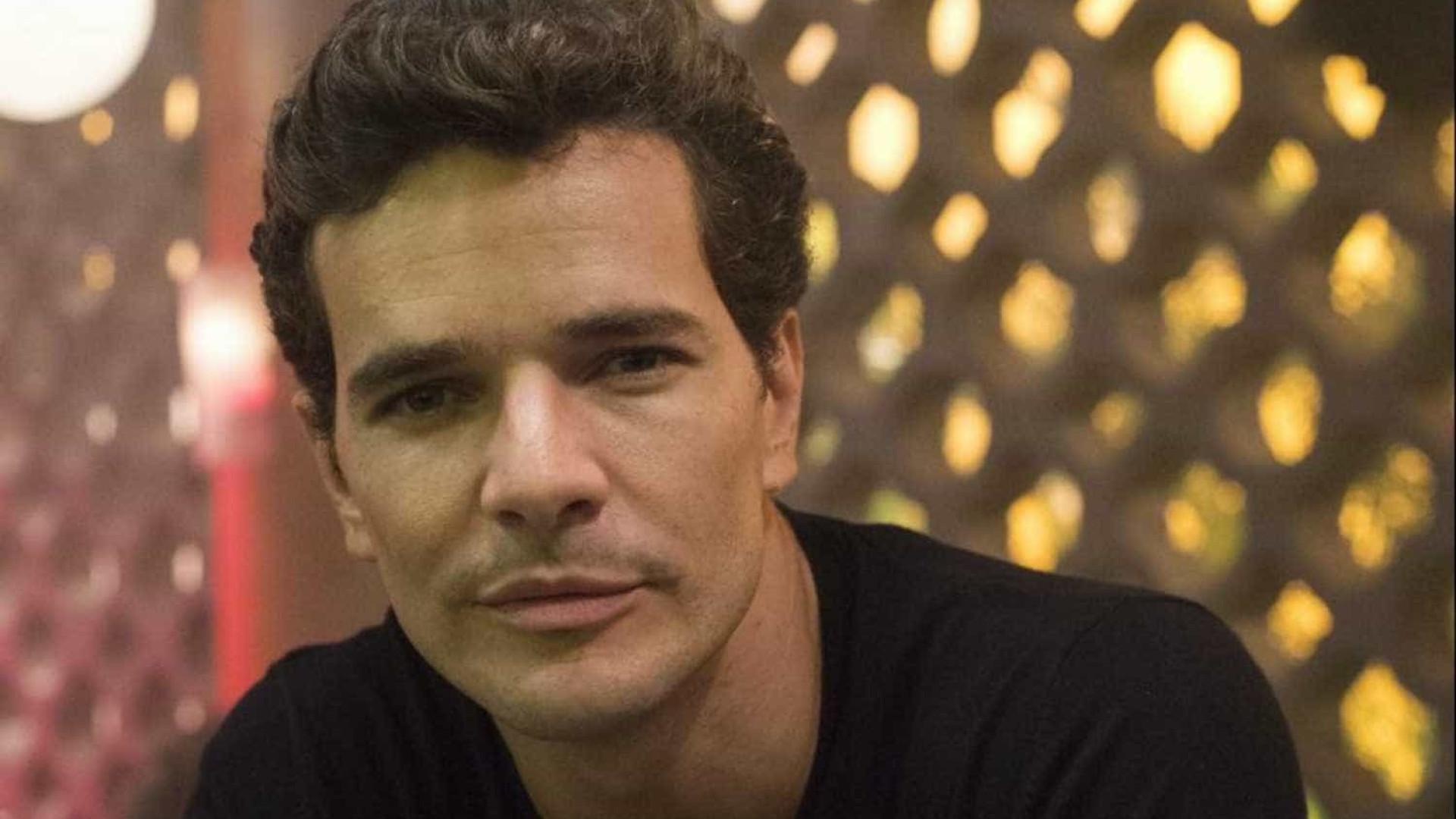 Daniel Oliveira diz que queria viver Éder Jofre 8 anos antes do filme