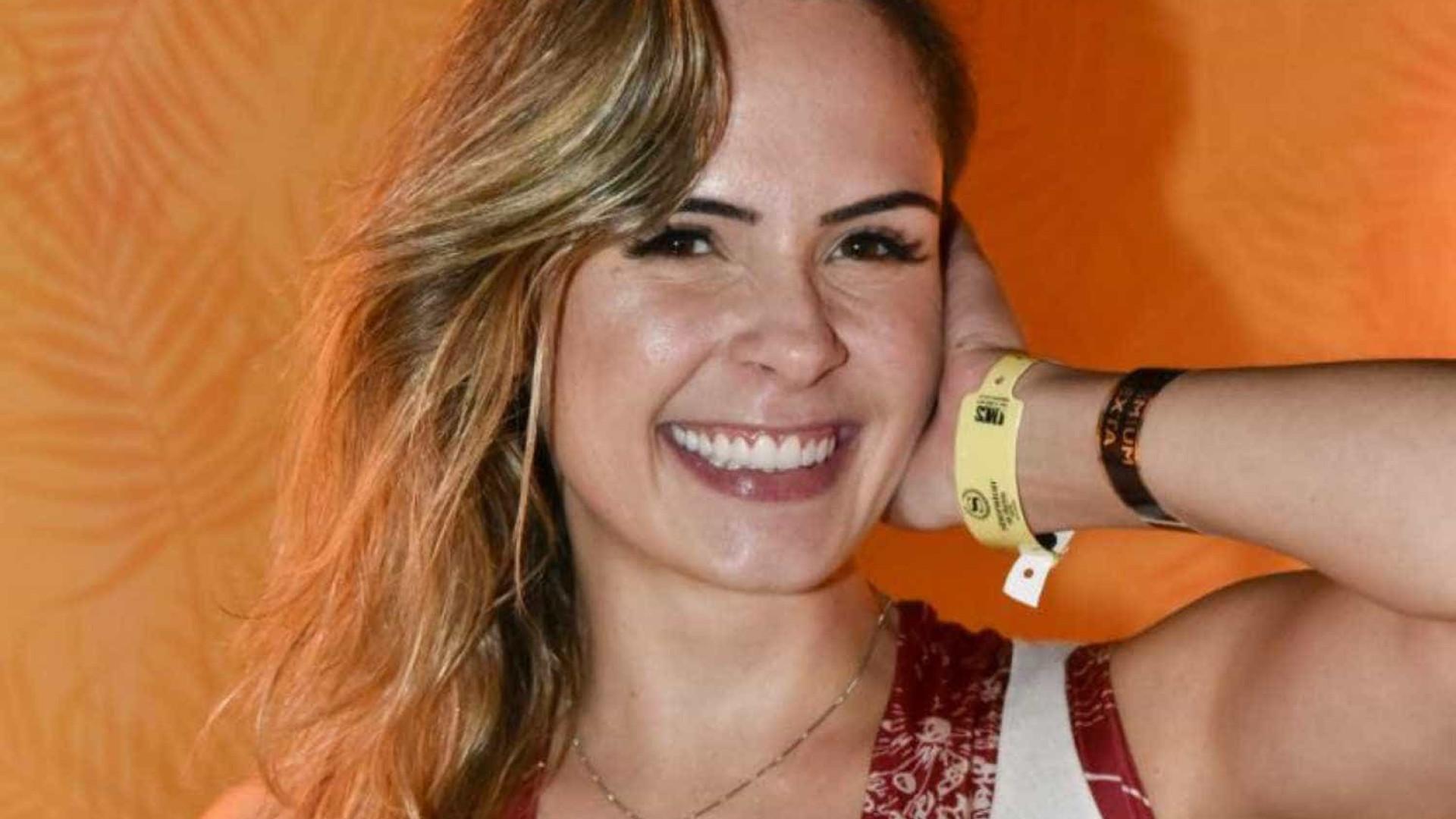 RedeTV! avalia proposta de programa com ex-BBB Ana Paula Renault