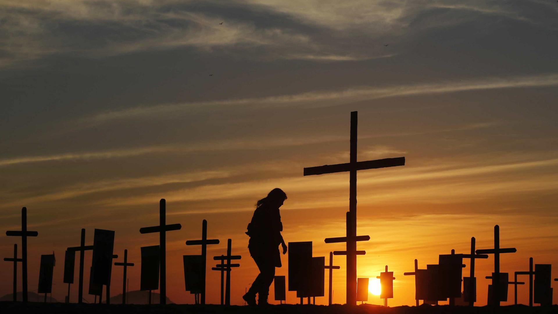 Sobe para 120 número de policiais militares mortos no RJ neste ano