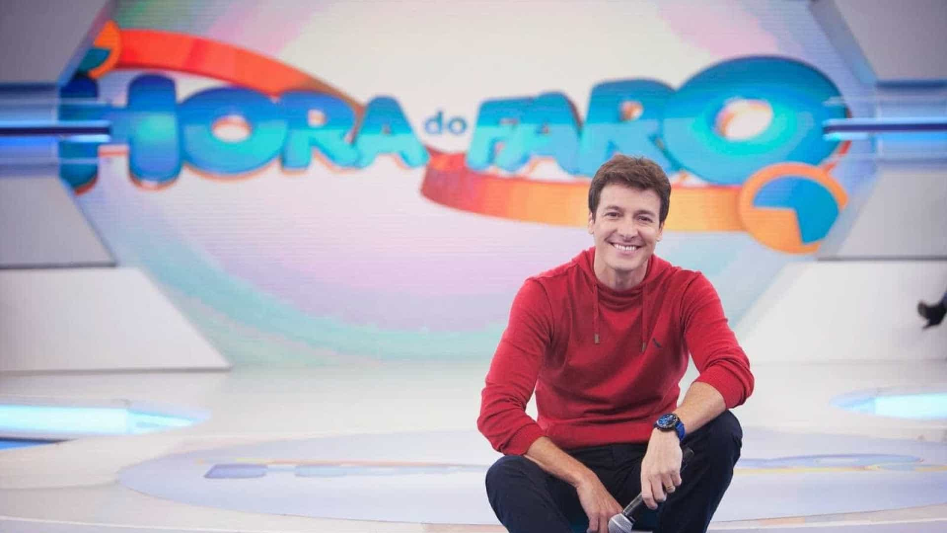Na Record, Rodrigo Faro ganha 4 vezes mais que Xuxa