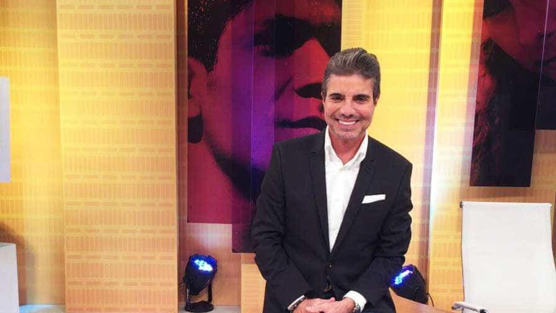 João Kléber renova por mais dois anos com a RedeTV!