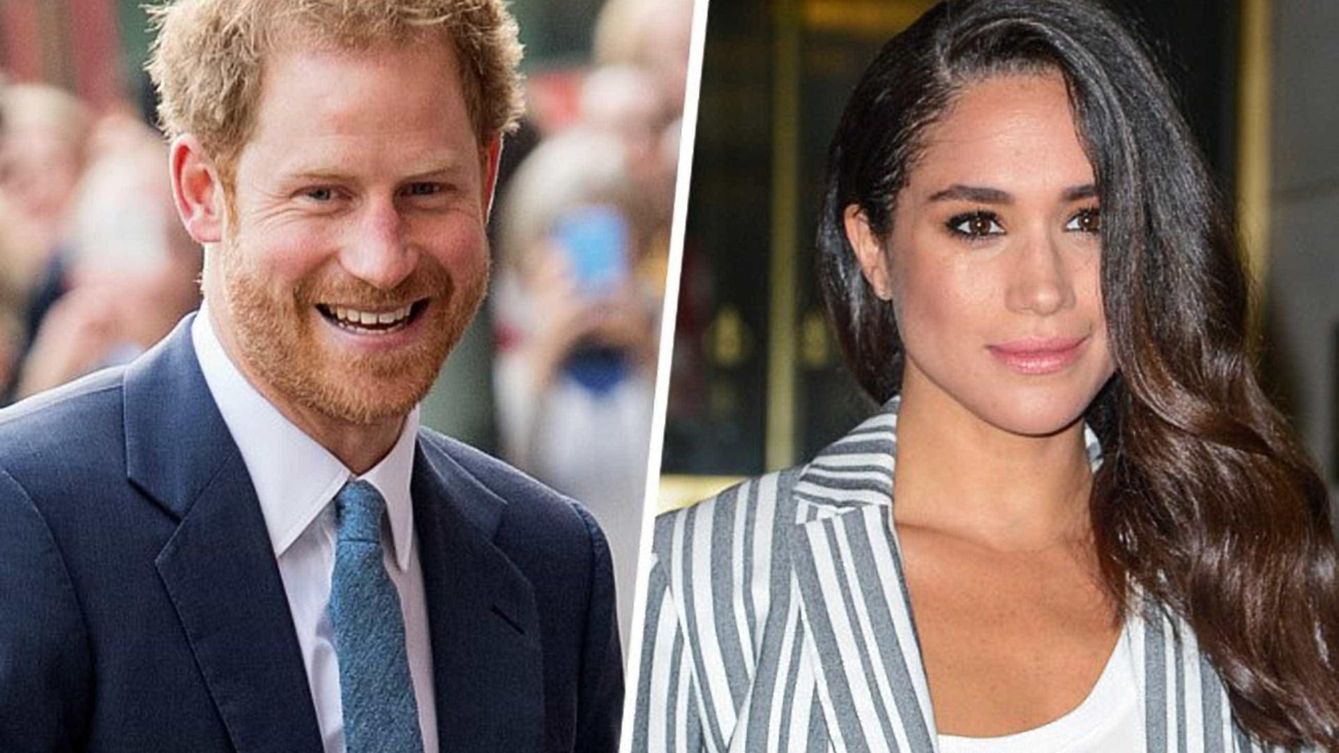 O noivado do ano: Príncipe Harry e Meghan Markle