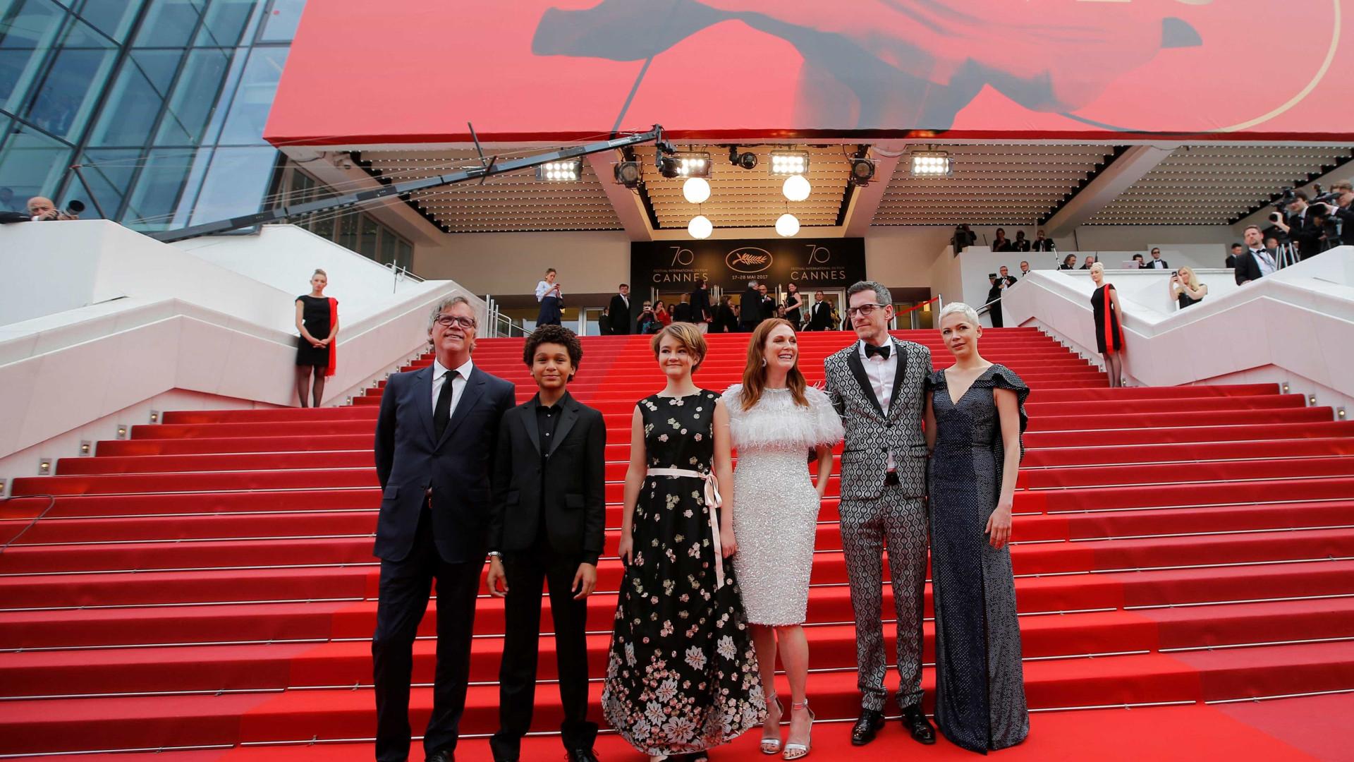 Ternura de 'Sem Fôlego' se opõe à dureza de 'Loveless' em Cannes