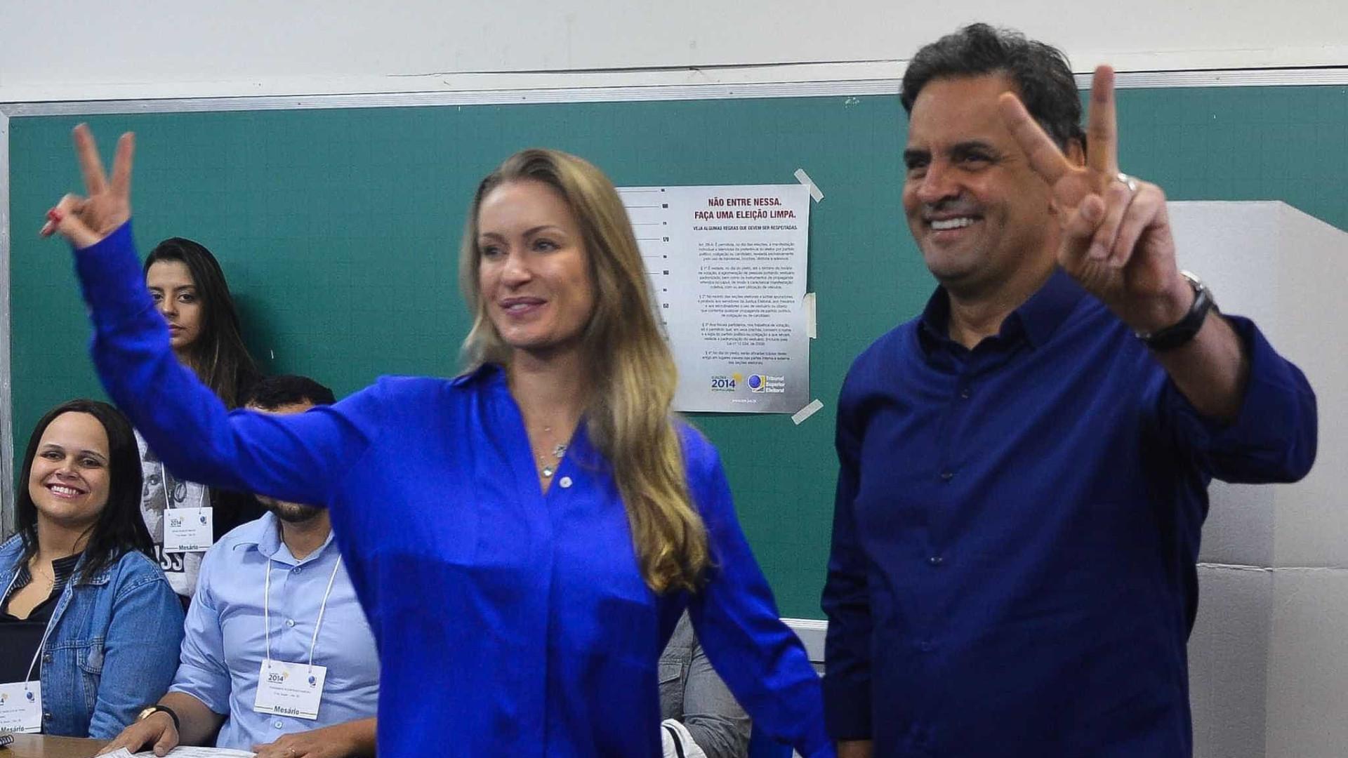 Em meio a crise, Aécio cancela festa de filhos gêmeos em Brasília