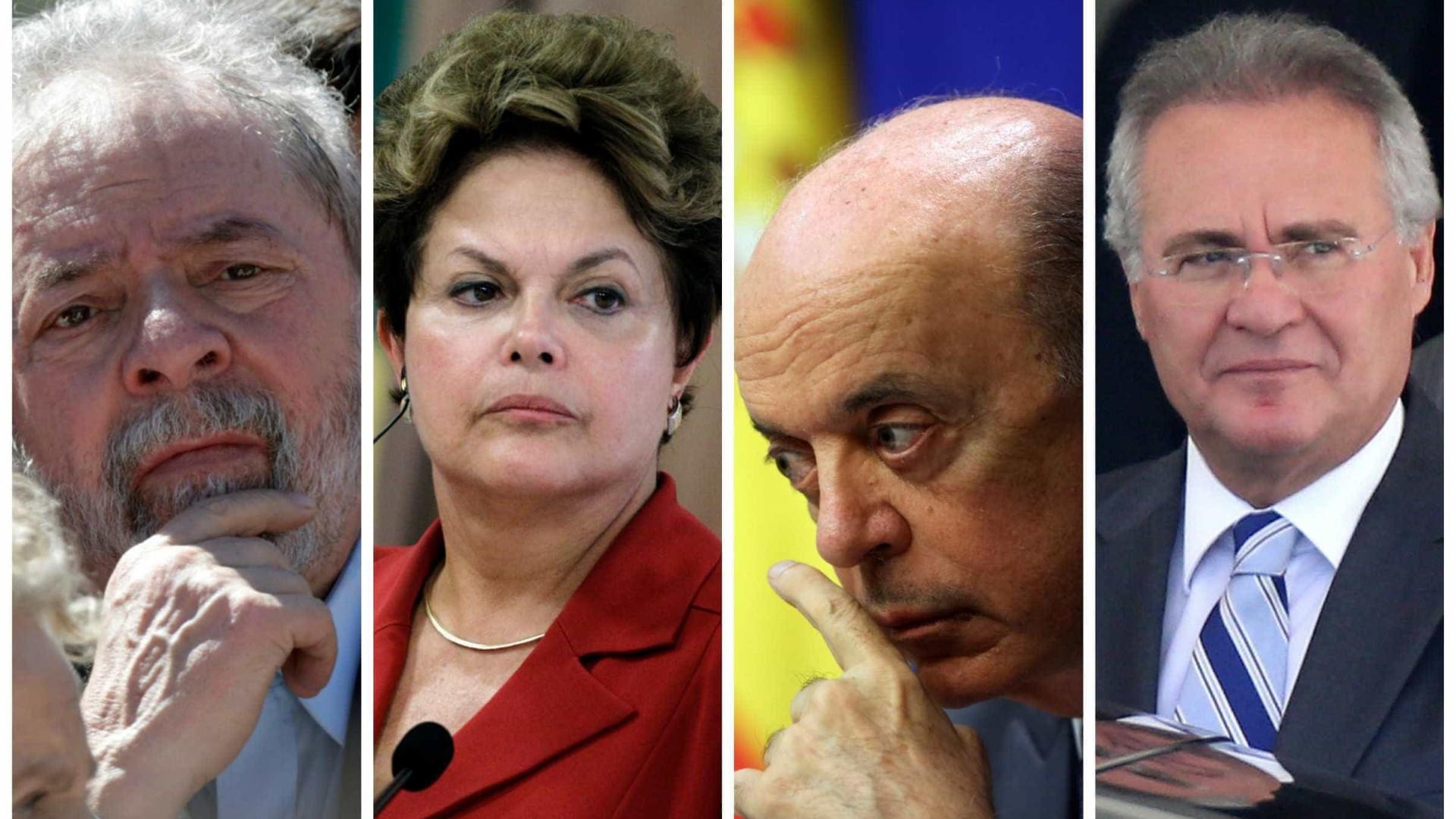 Lula, Dilma, Serra e Renan são os novos alvos da JBS, diz colunista