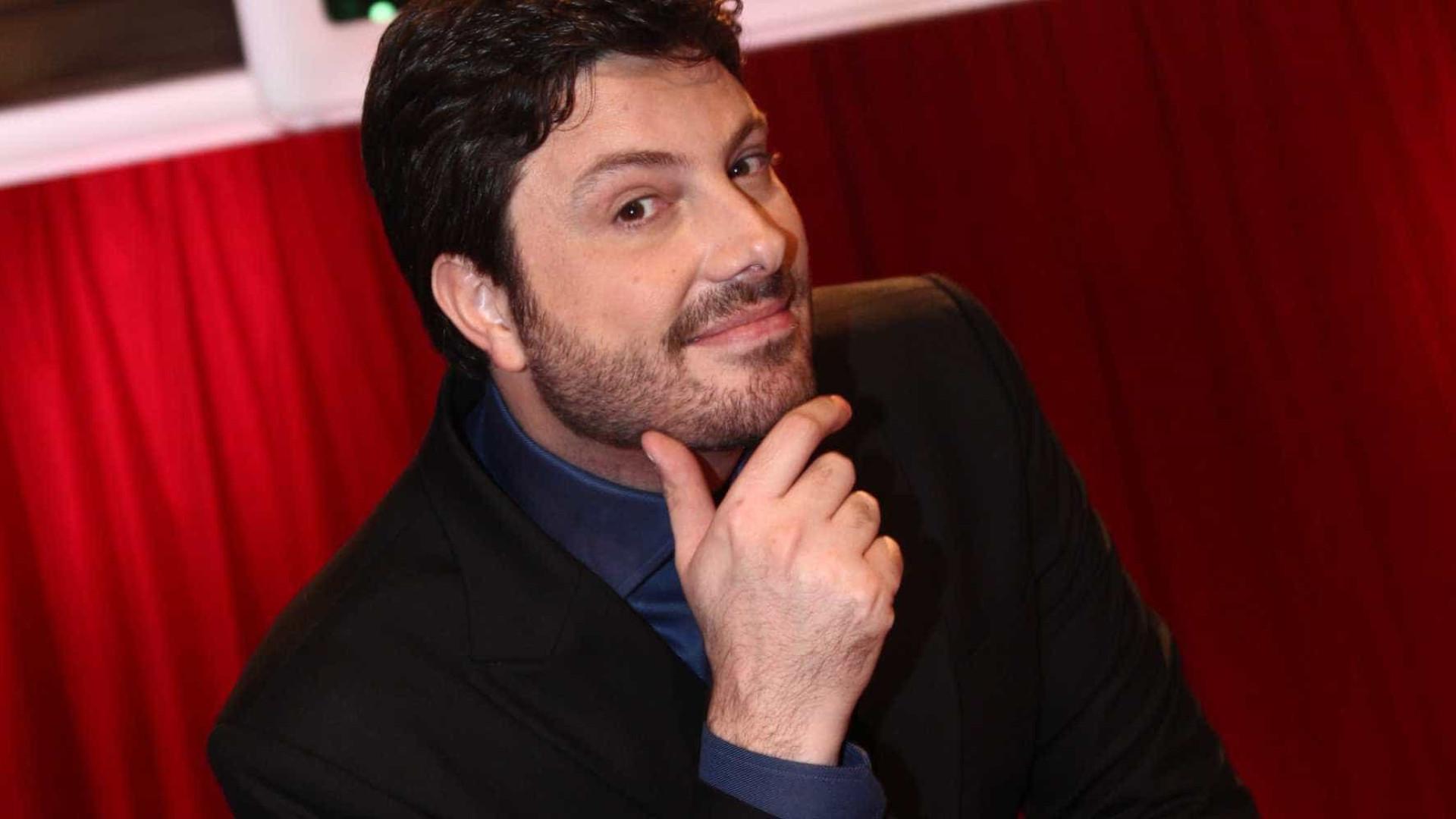 Danilo Gentili fala sobre a morte do pai 6 meses após perder a irmã