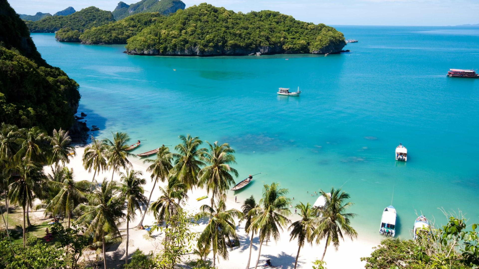 8 ilhas que você tem que visitar na Tailândia