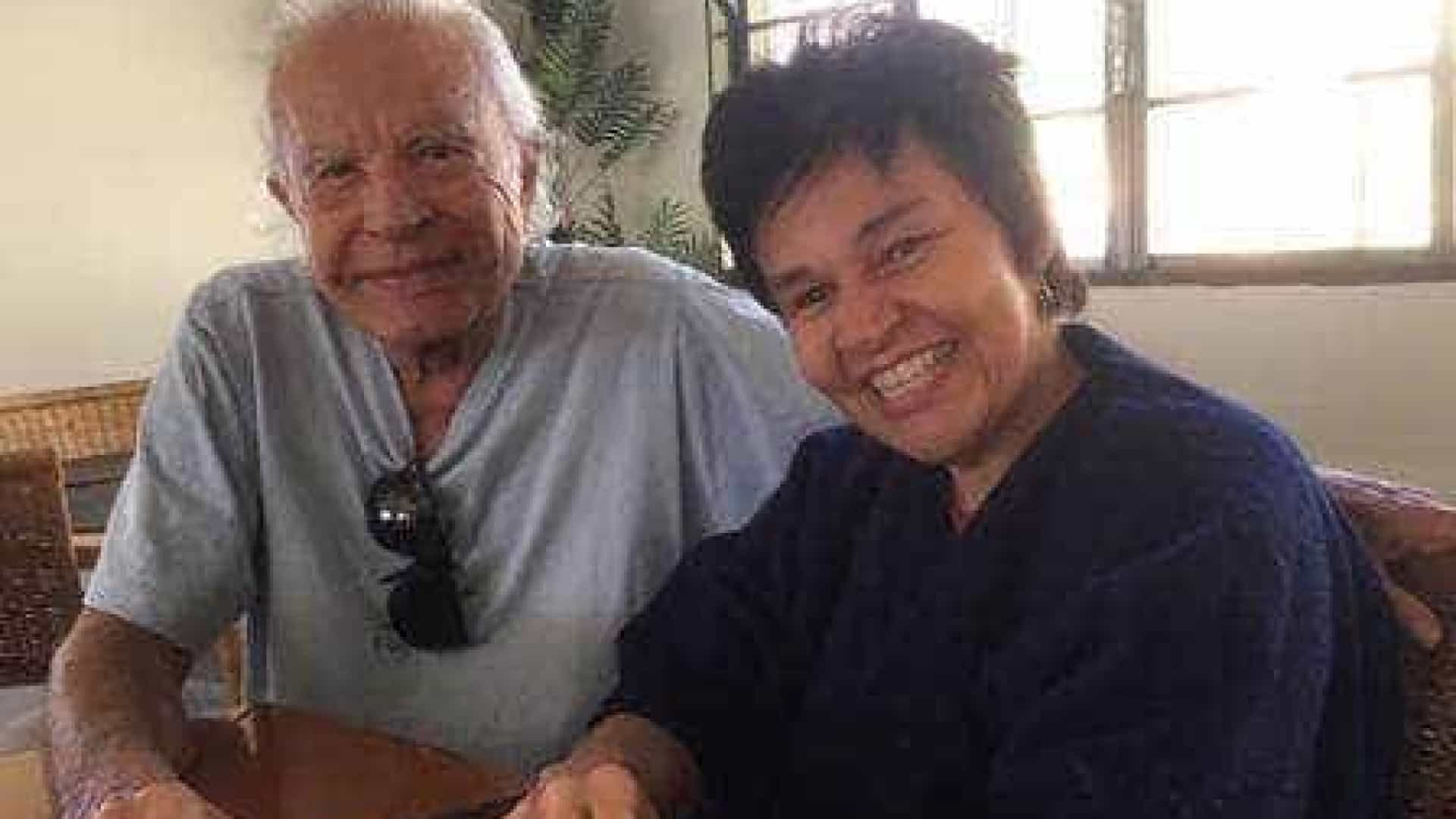 Claudia Rodrigues segue tratamento da esclerose no interior de SP