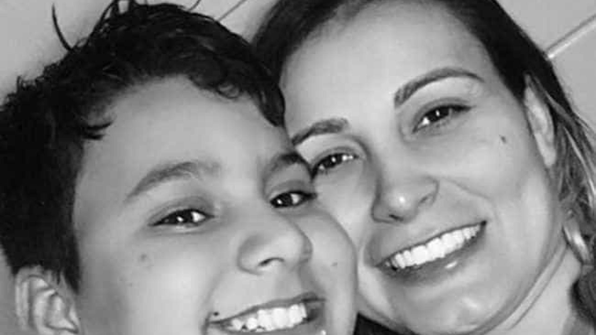 """Andressa Urach relata assalto: """"Colocaram arma na cabeça do meu filho"""""""
