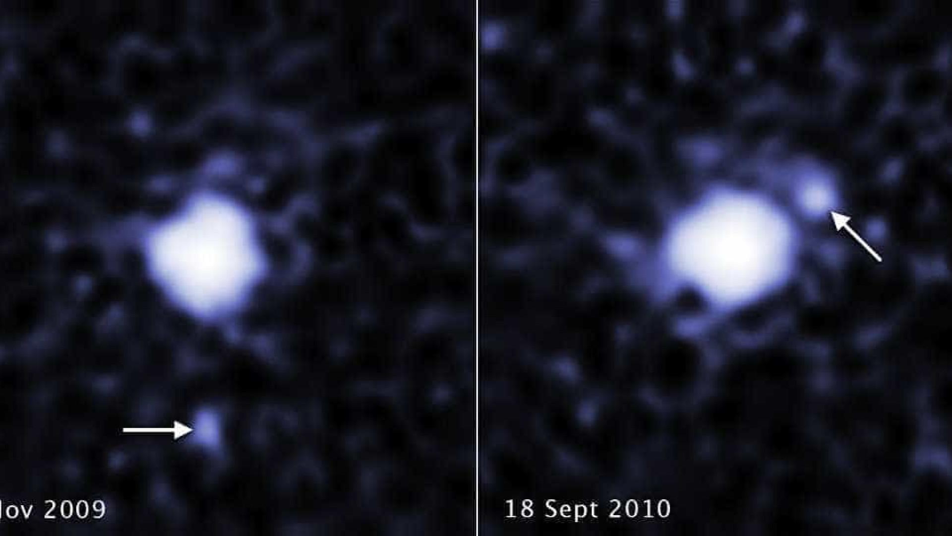 Maior planeta anão do Sistema Solar não está sozinho