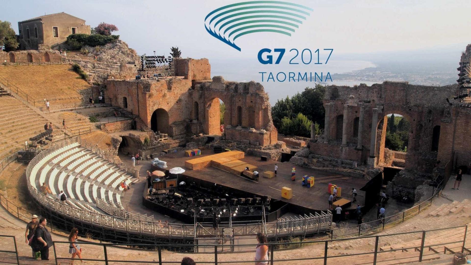 Cúpula do G7 na Sicília  terá segurança de 7 mil agentes