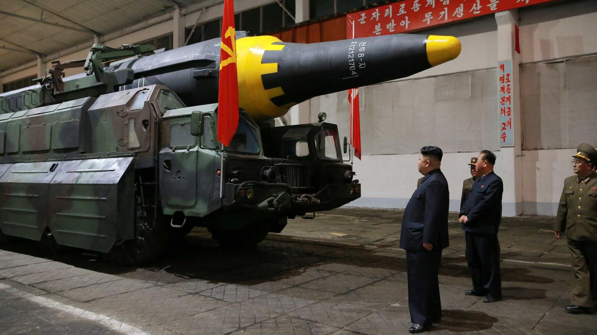Último teste nuclear da Coreia do Norte foi avaliado em 250 quilotons