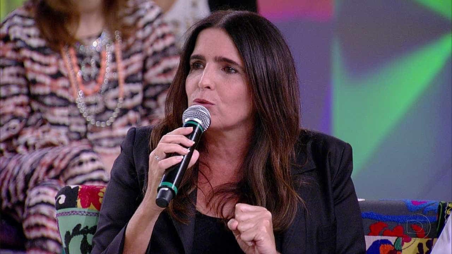 Malu Mader diz que proibição do aborto é criminalização à mulher pobre