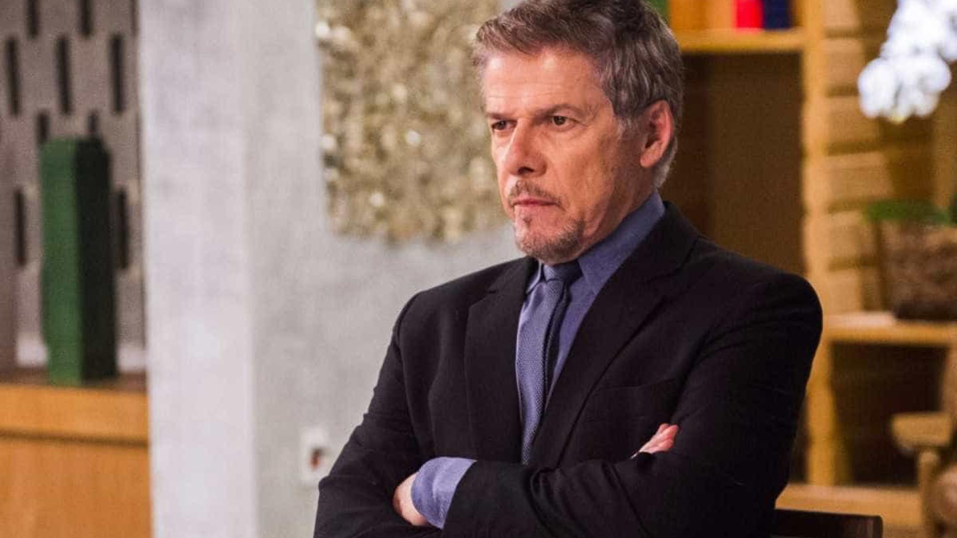 José Mayer não fará novela de Aguinaldo Silva, diz a Globo