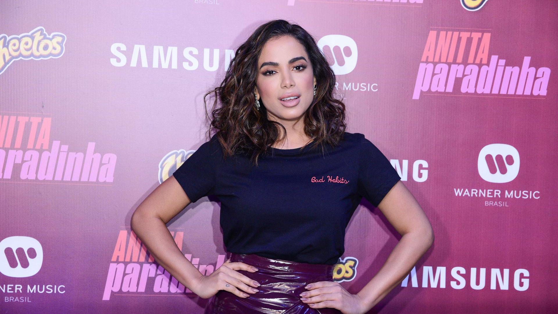 Anitta gravará clipe na Amazônia